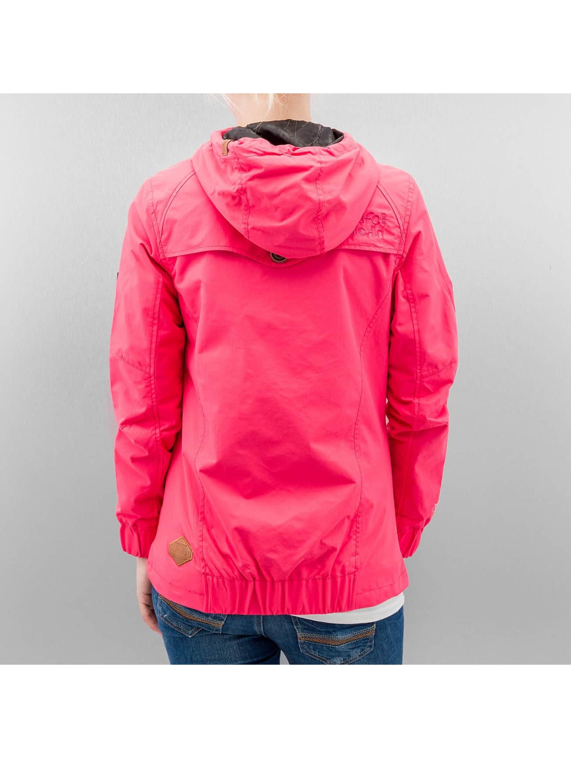Alife & Kickin Демисезонная куртка Valery лаванда
