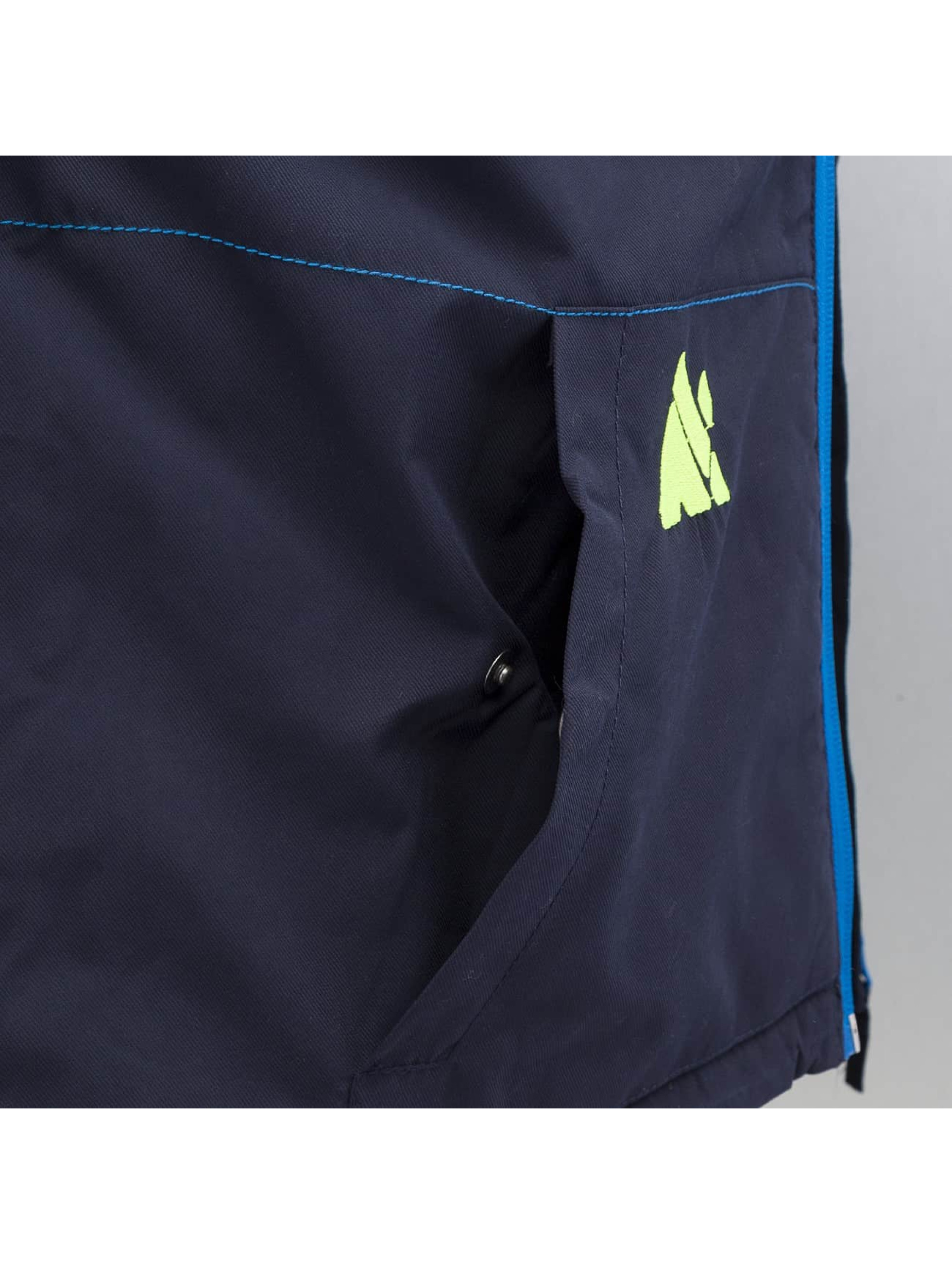 Alife & Kickin Демисезонная куртка Harvey синий