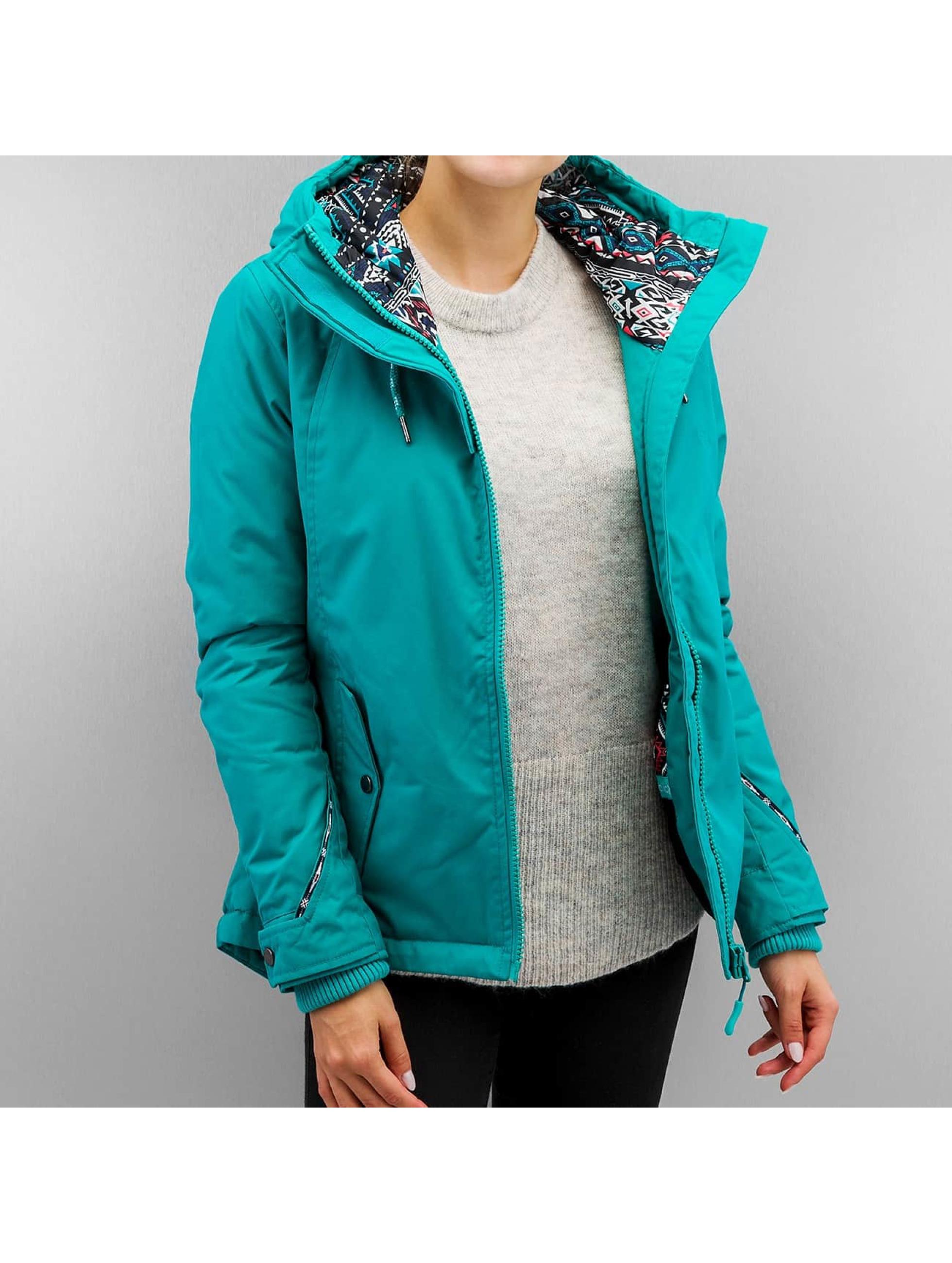 Alife & Kickin Демисезонная куртка Megan синий