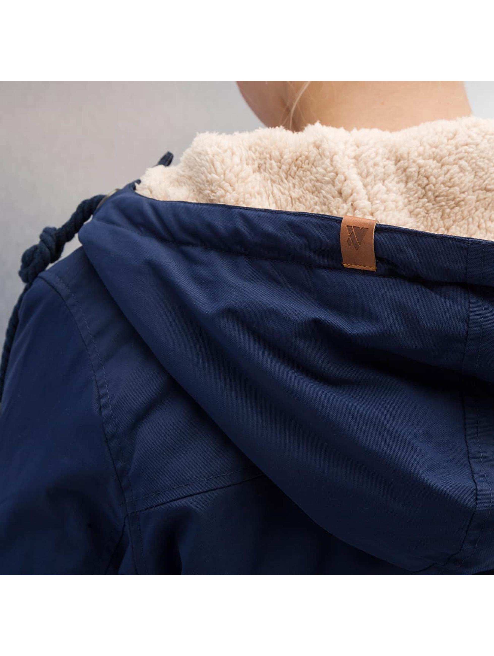 Alife & Kickin Демисезонная куртка Daryl синий