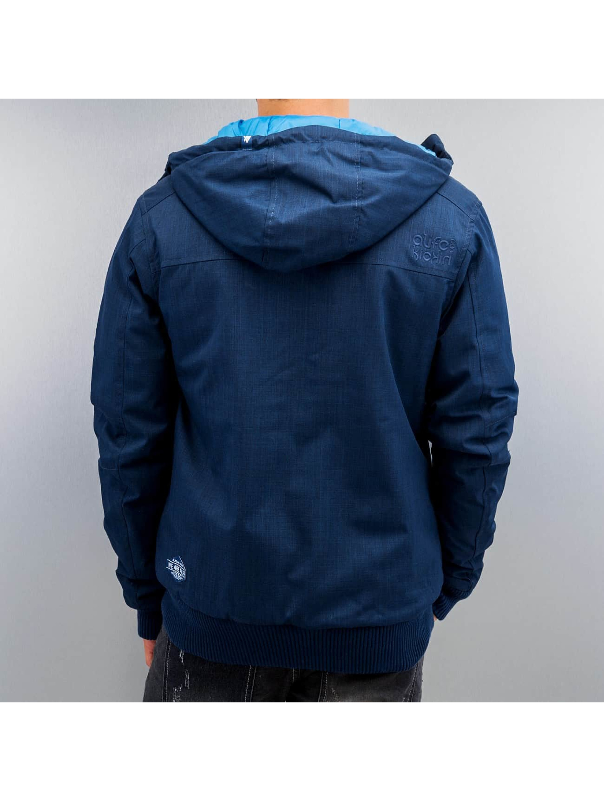 Alife & Kickin Демисезонная куртка Don синий