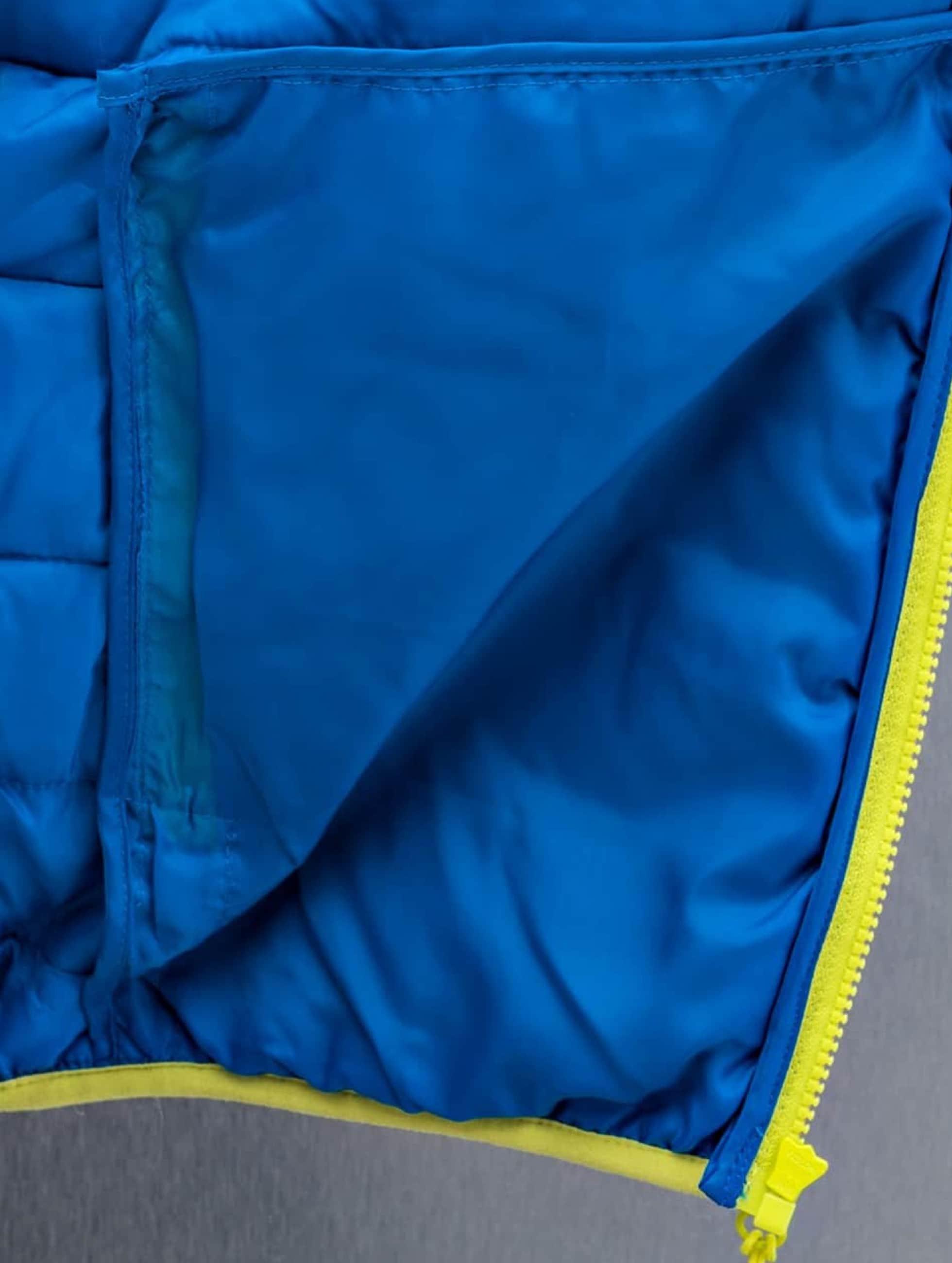 Alife & Kickin Демисезонная куртка Lucas синий