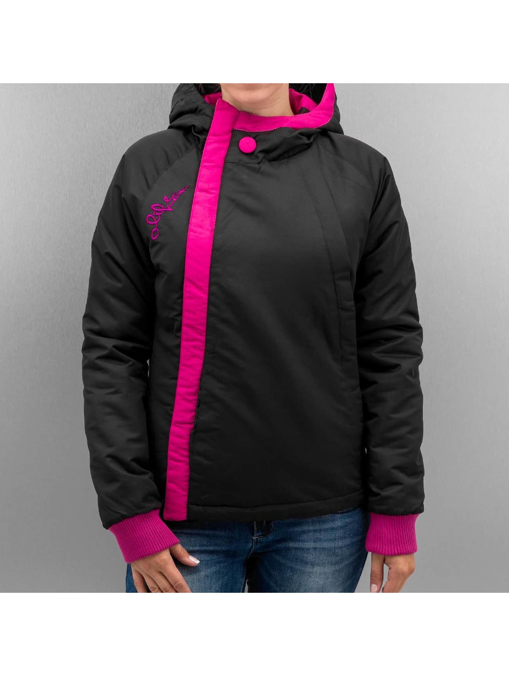 Alife & Kickin Демисезонная куртка Emma черный