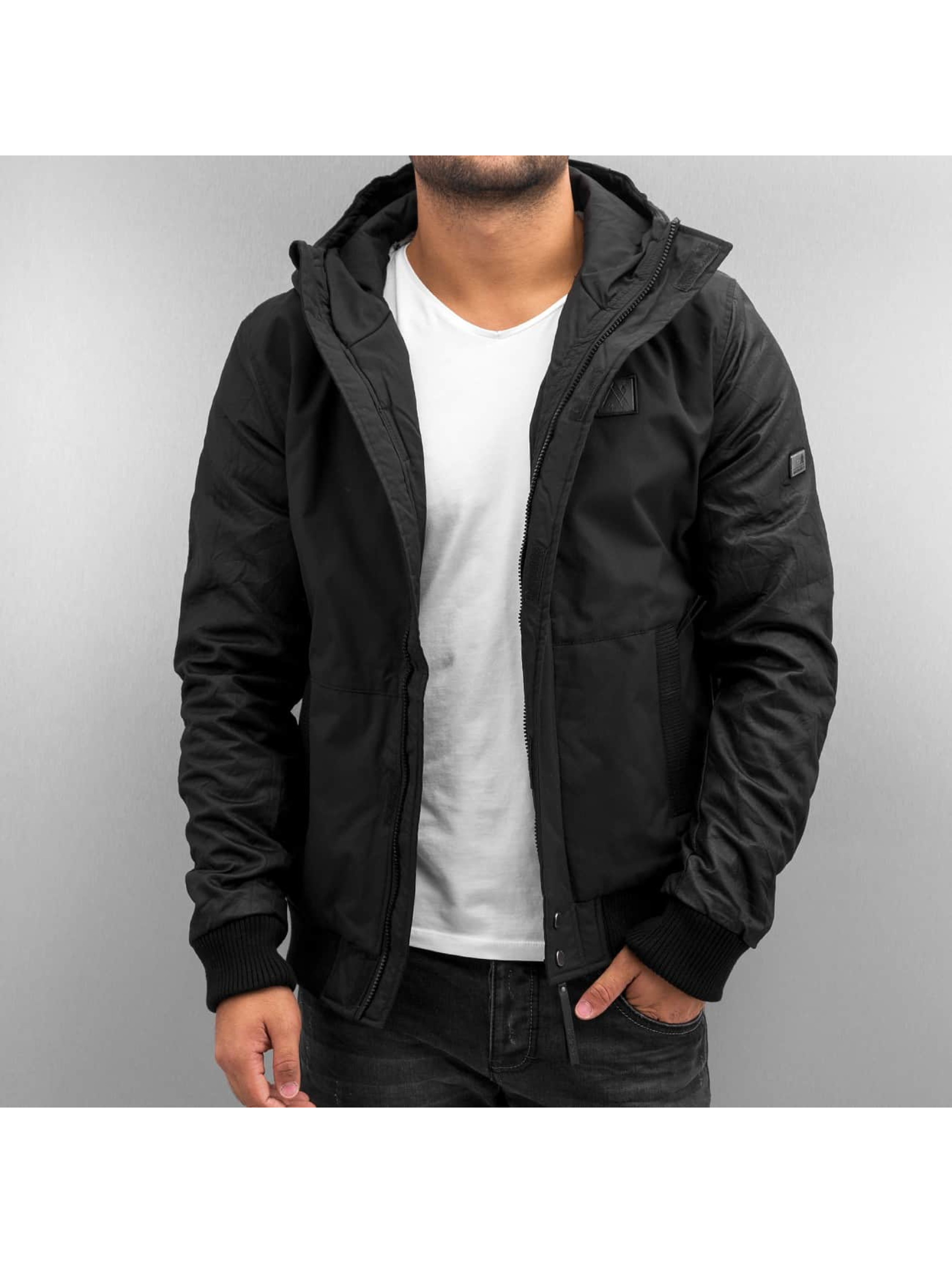 Alife & Kickin Зимняя куртка Don Esteban серый