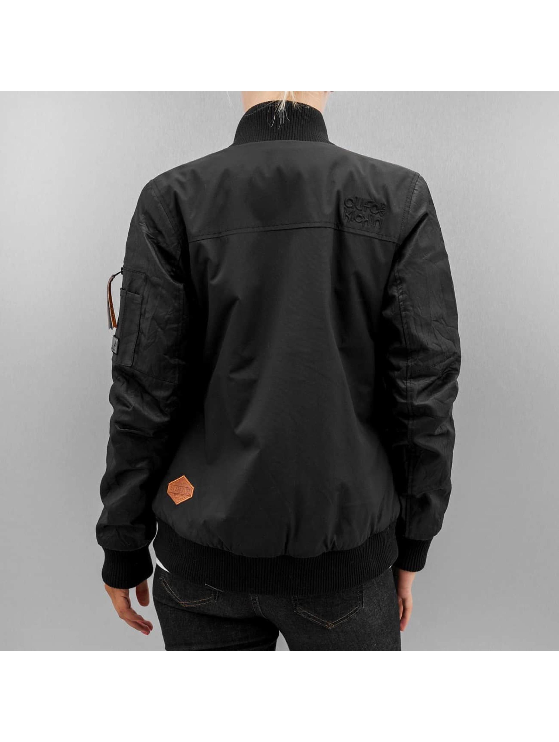 Alife & Kickin Куртка-бомбардир Emmi черный
