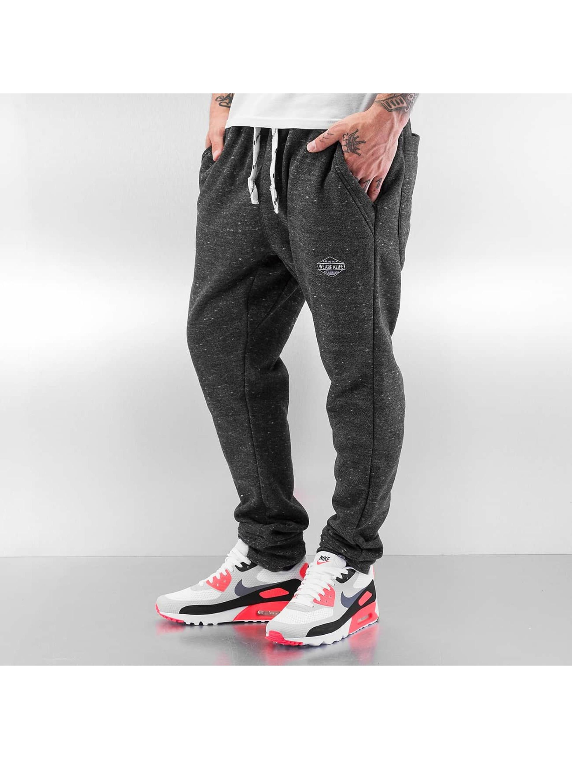 Alife & Kickin Спортивные брюки Moe серый