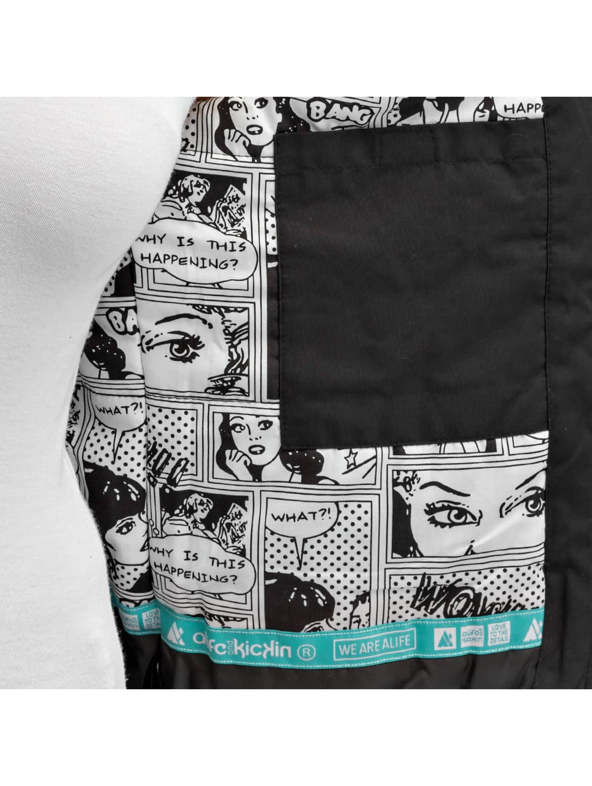 Alife & Kickin Bomber jacket Emmi black