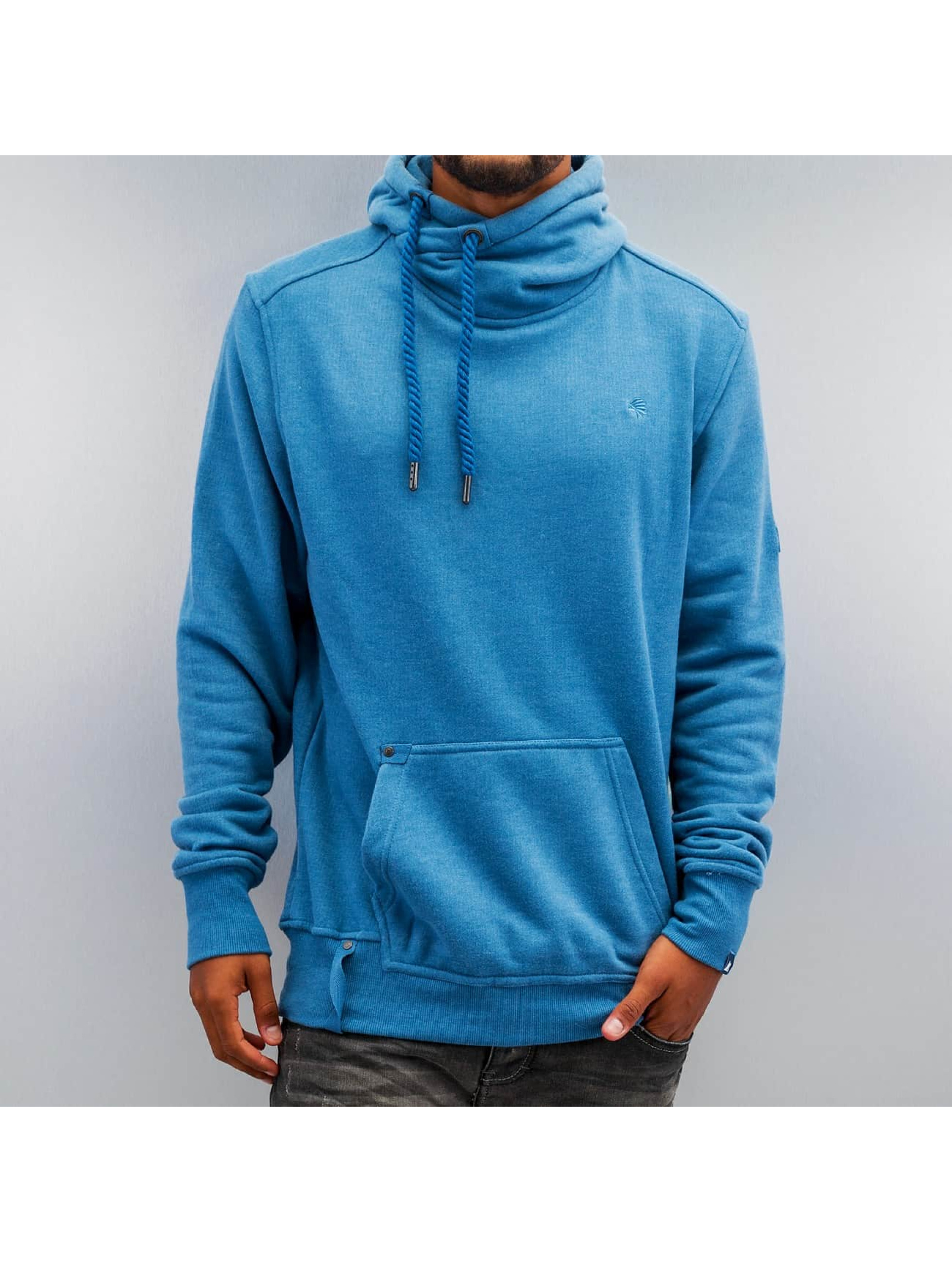 Alife & Kickin Hoody Johnson blau