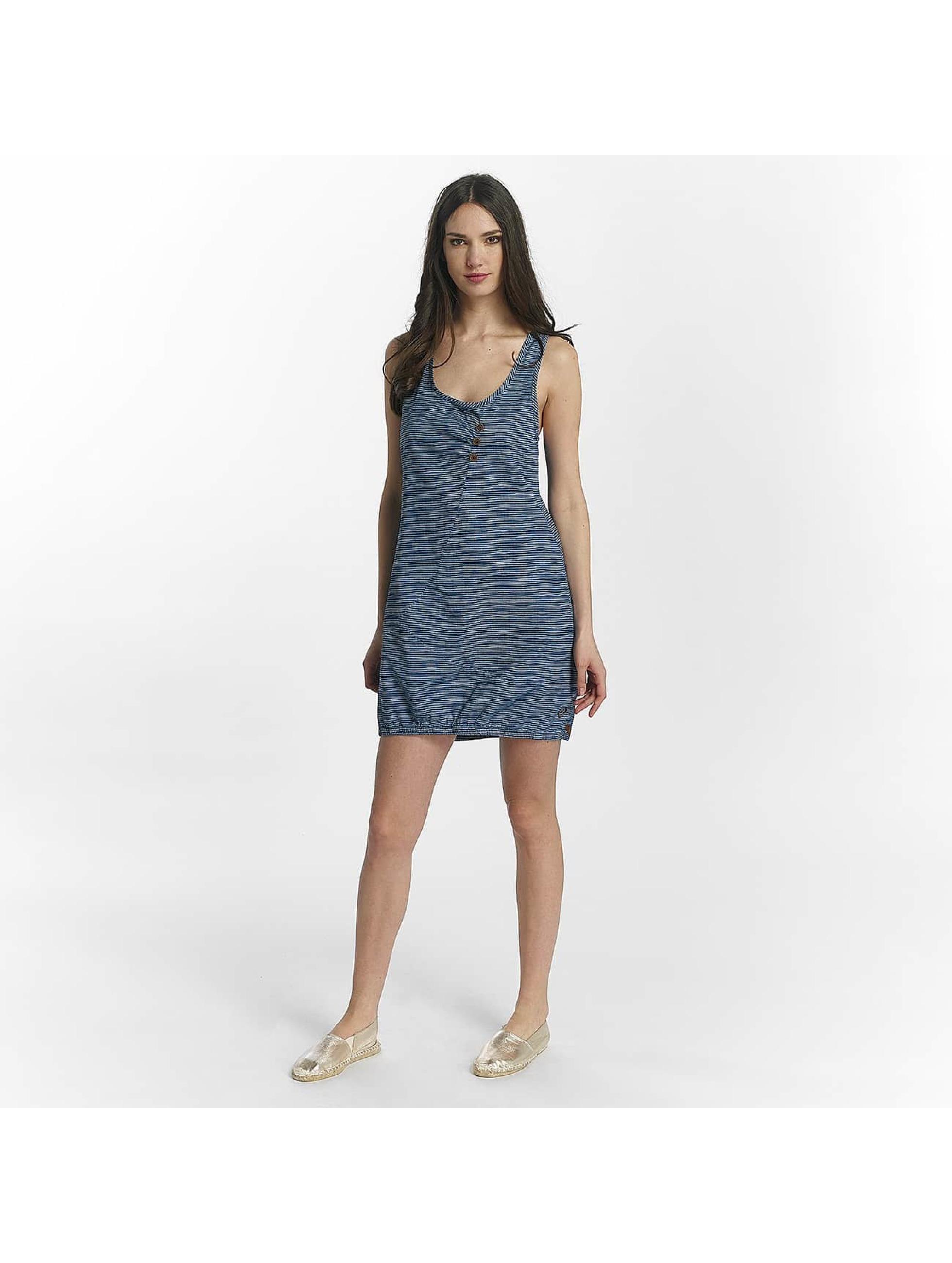 Alife & Kickin jurk Cameron blauw