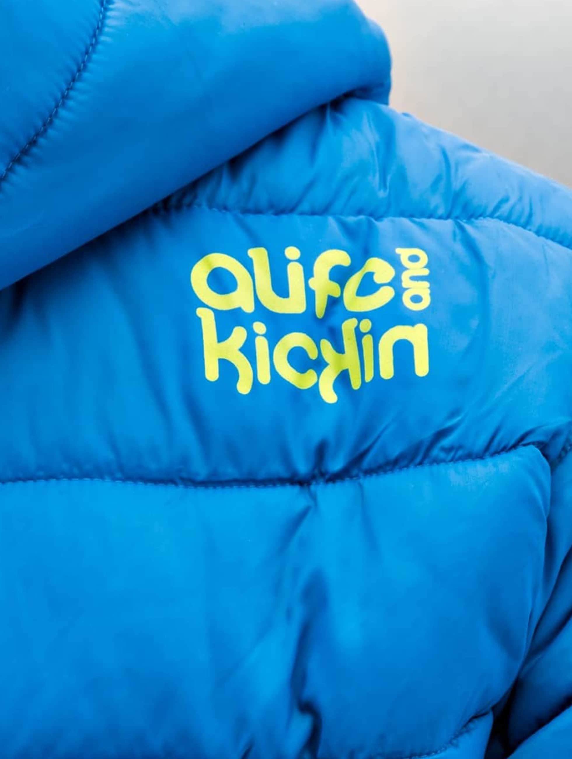 Alife & Kickin Kurtki przejściowe Lucas niebieski