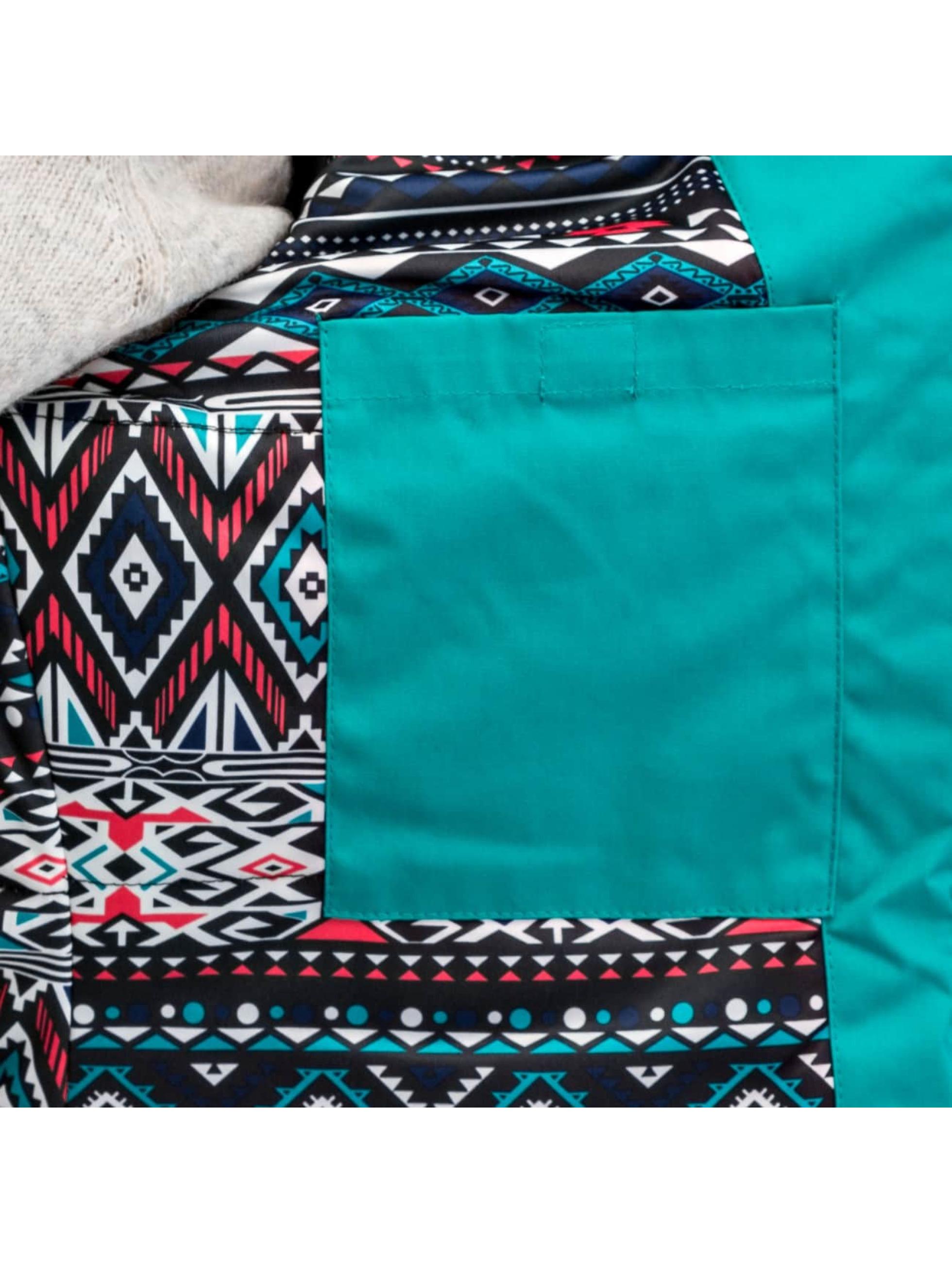 Alife & Kickin Lightweight Jacket Megan blue