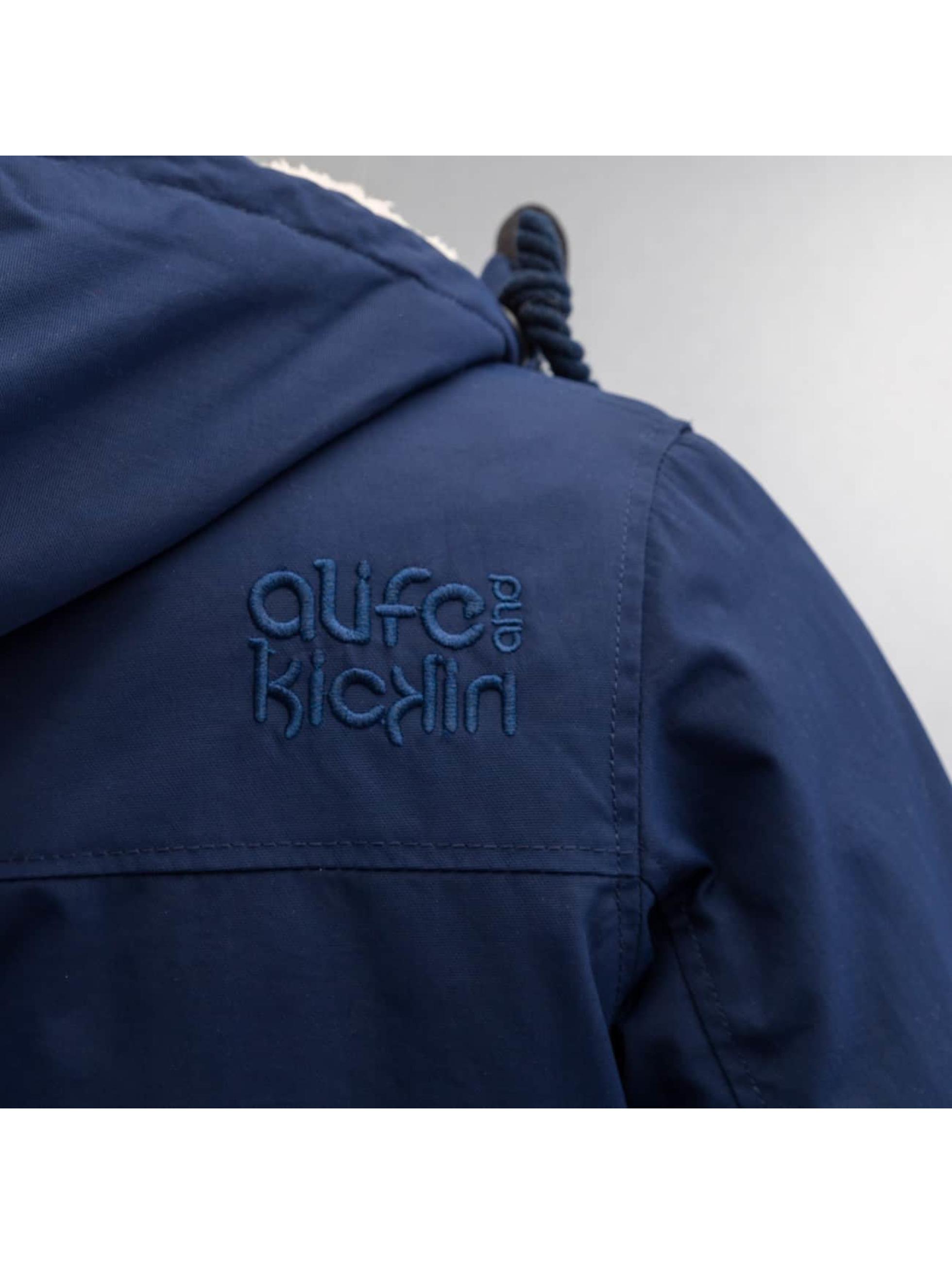 Alife & Kickin Lightweight Jacket Daryl blue
