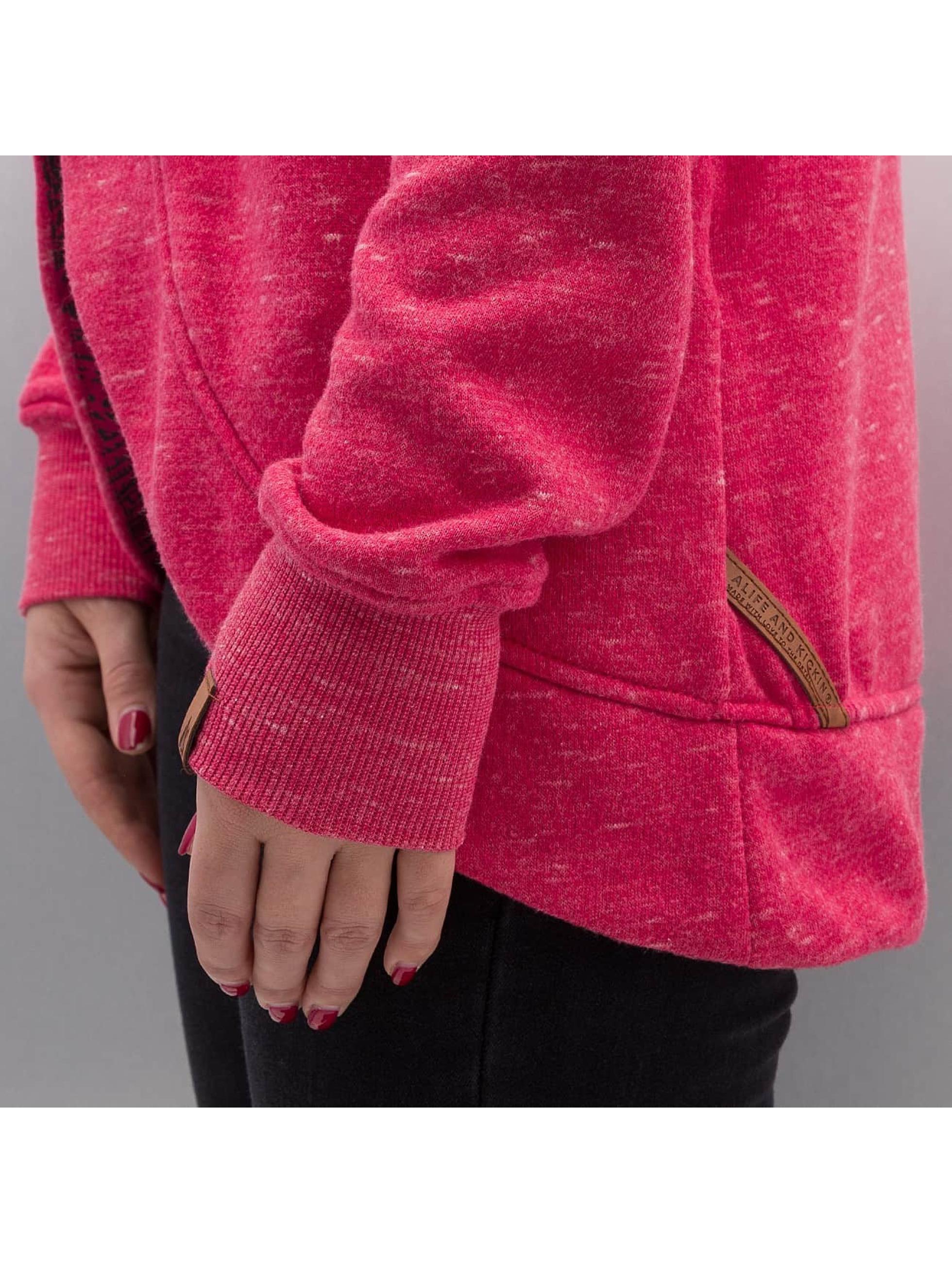 Alife & Kickin Prechodné vetrovky Mary pink