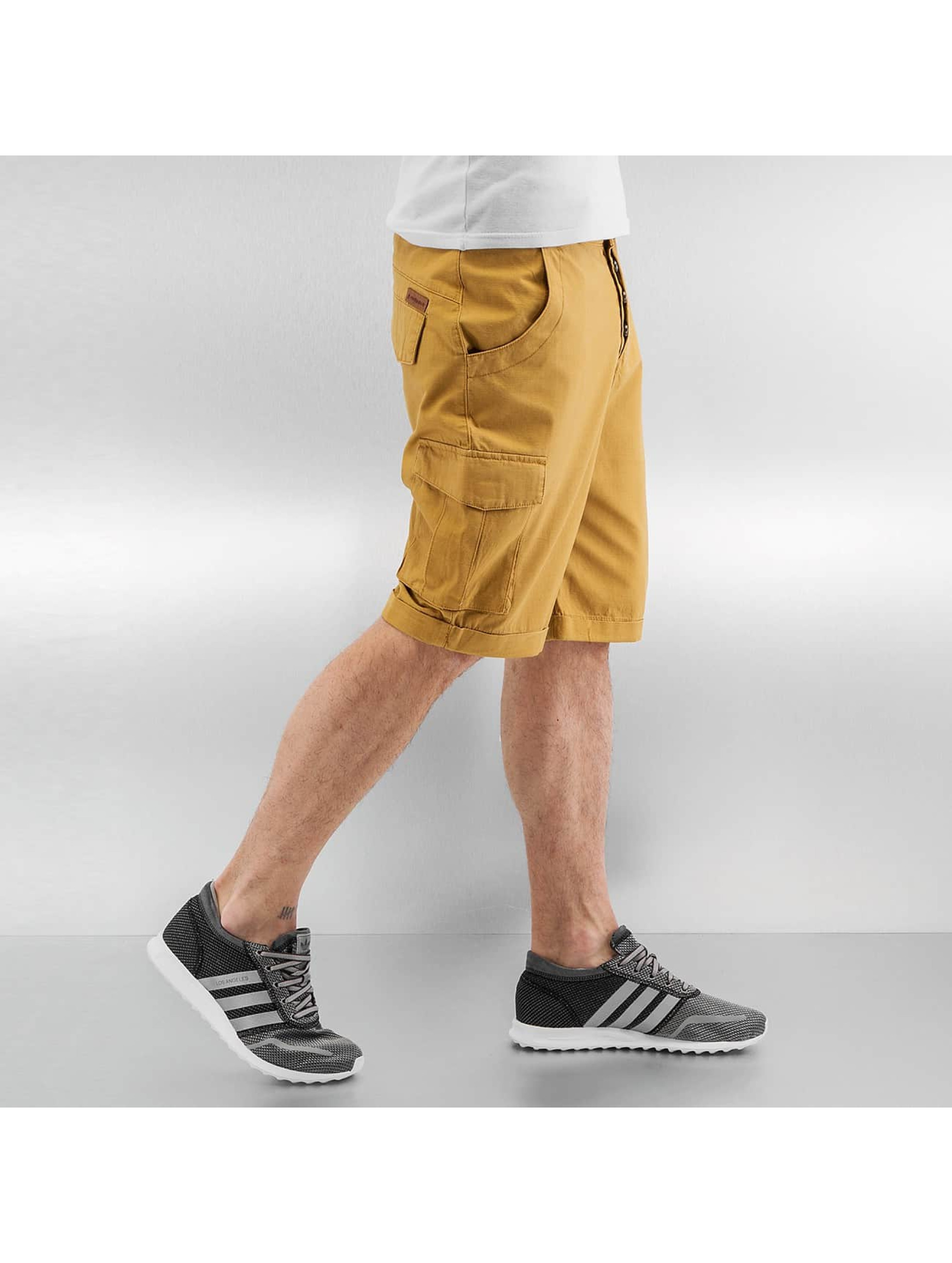 Alife & Kickin Shorts Philippe Cargo beige
