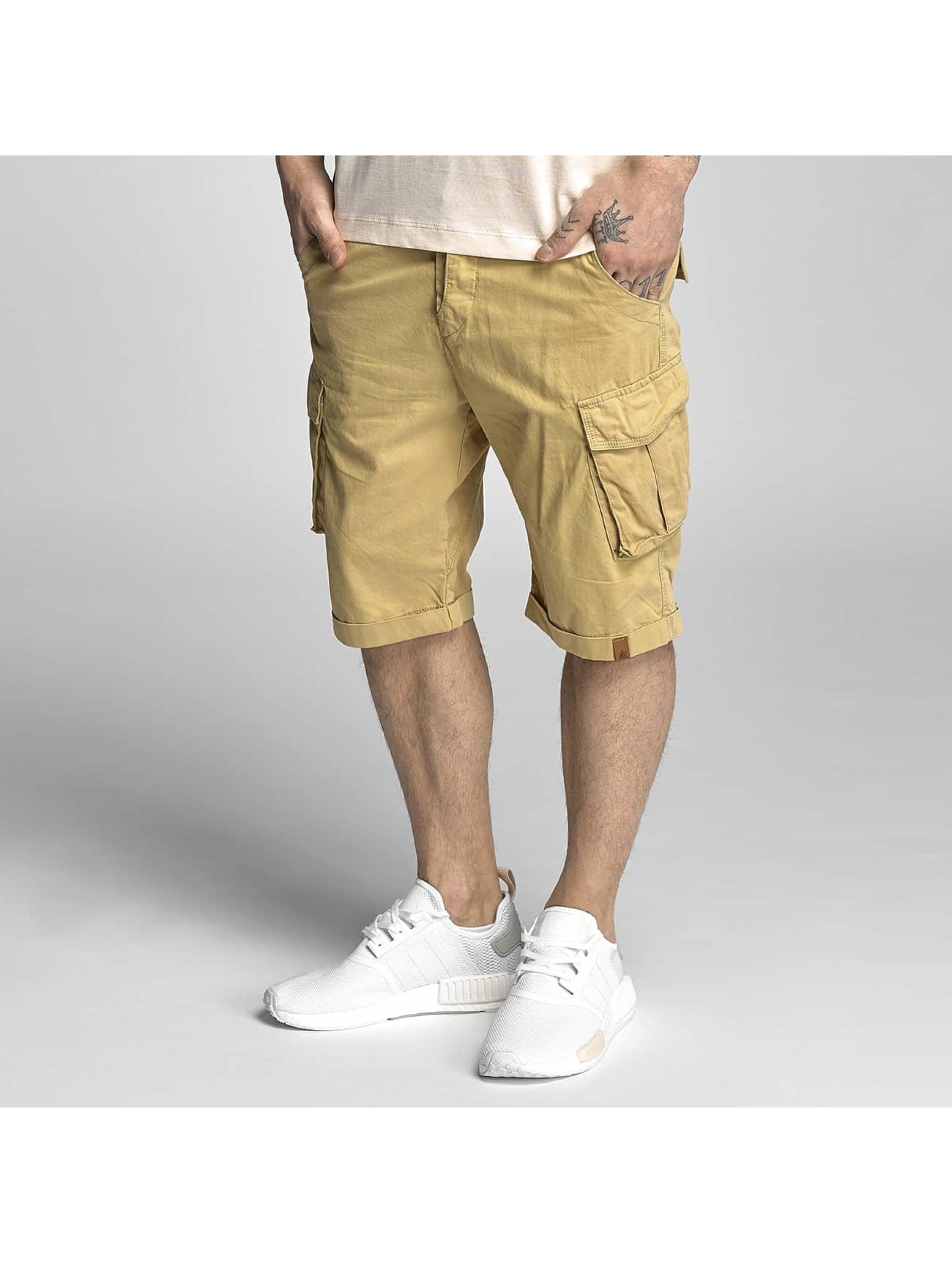 Alife & Kickin Shorts Philippe beige