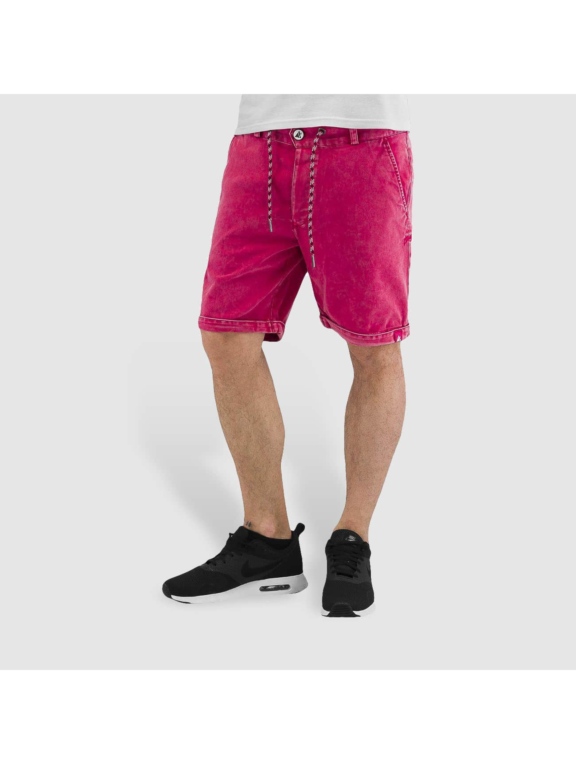 Alife & Kickin Shorts Pumpkin rosa