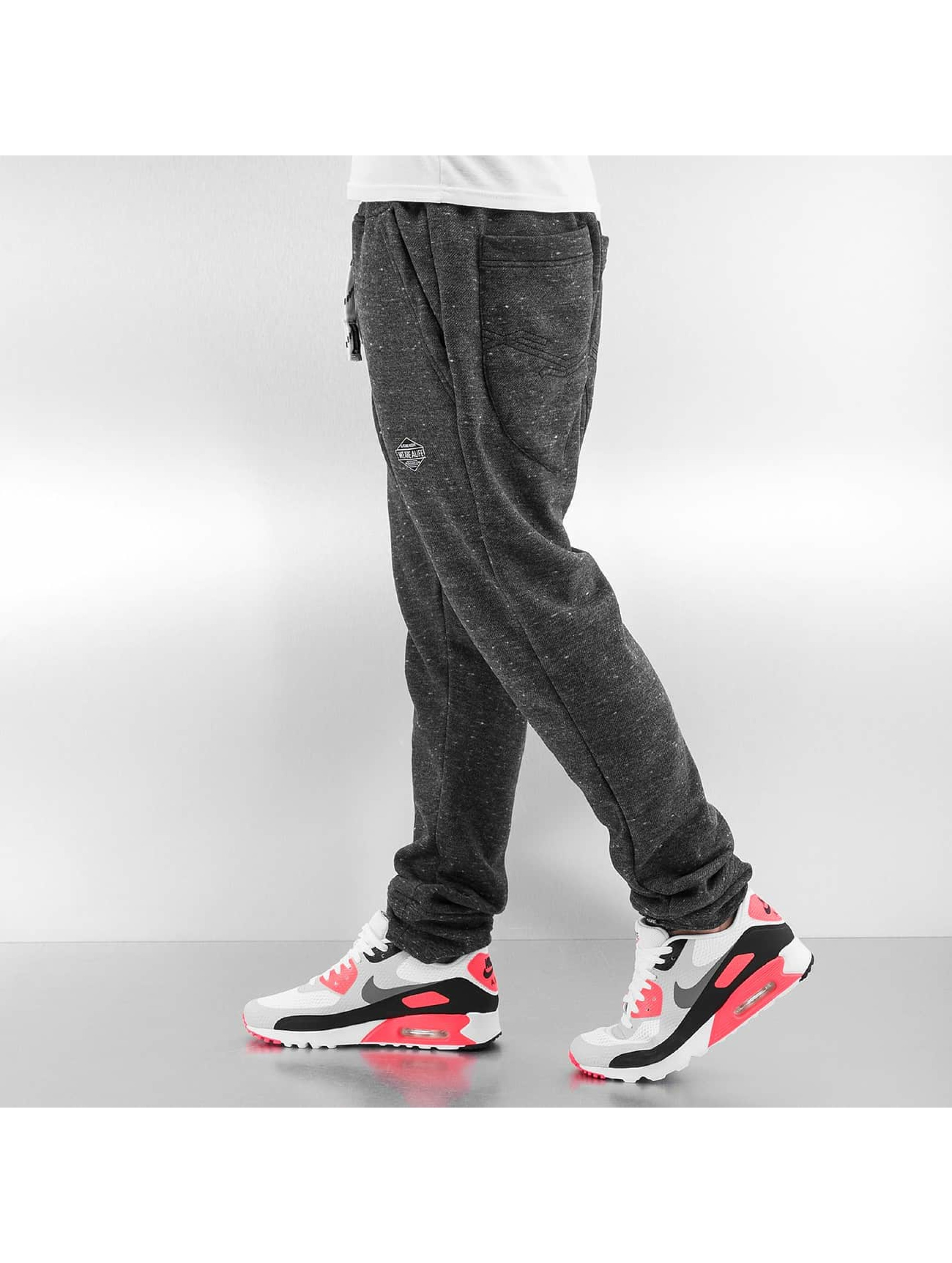 Alife & Kickin Sweat Pant Moe gray