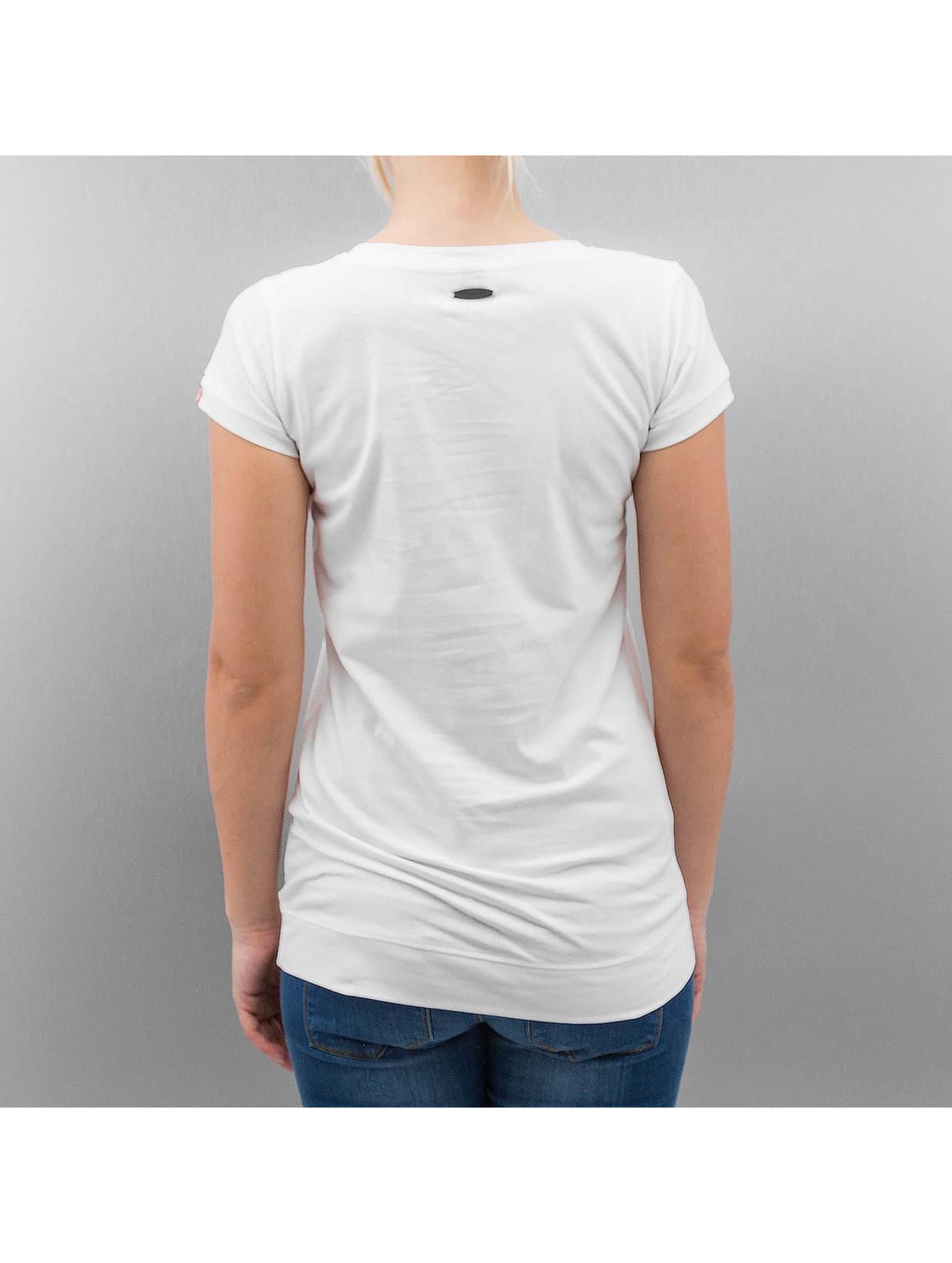 Alife & Kickin T-shirt Coco bianco