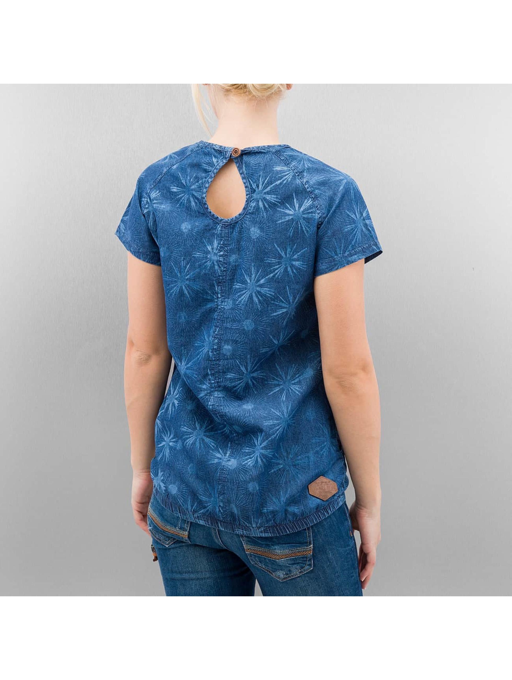 Alife & Kickin T-shirt Summer blu