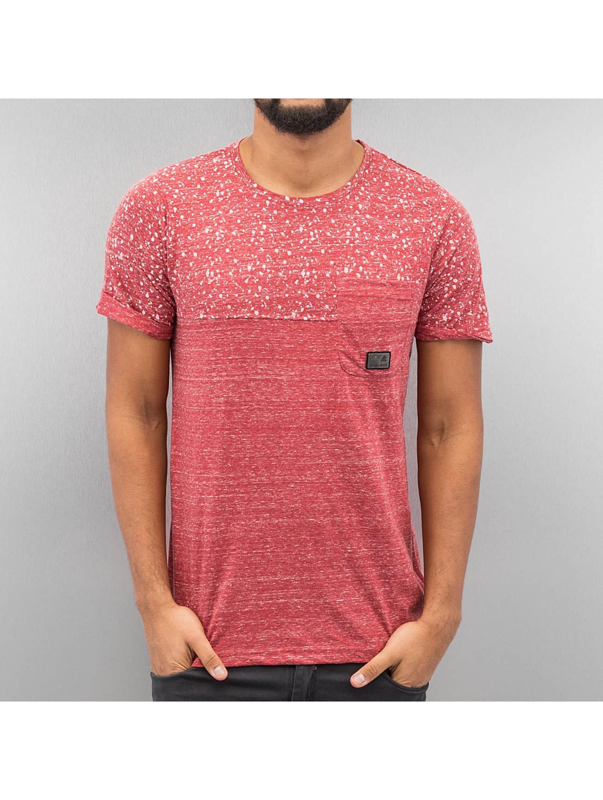 Alife & Kickin T-shirt Vin rosso