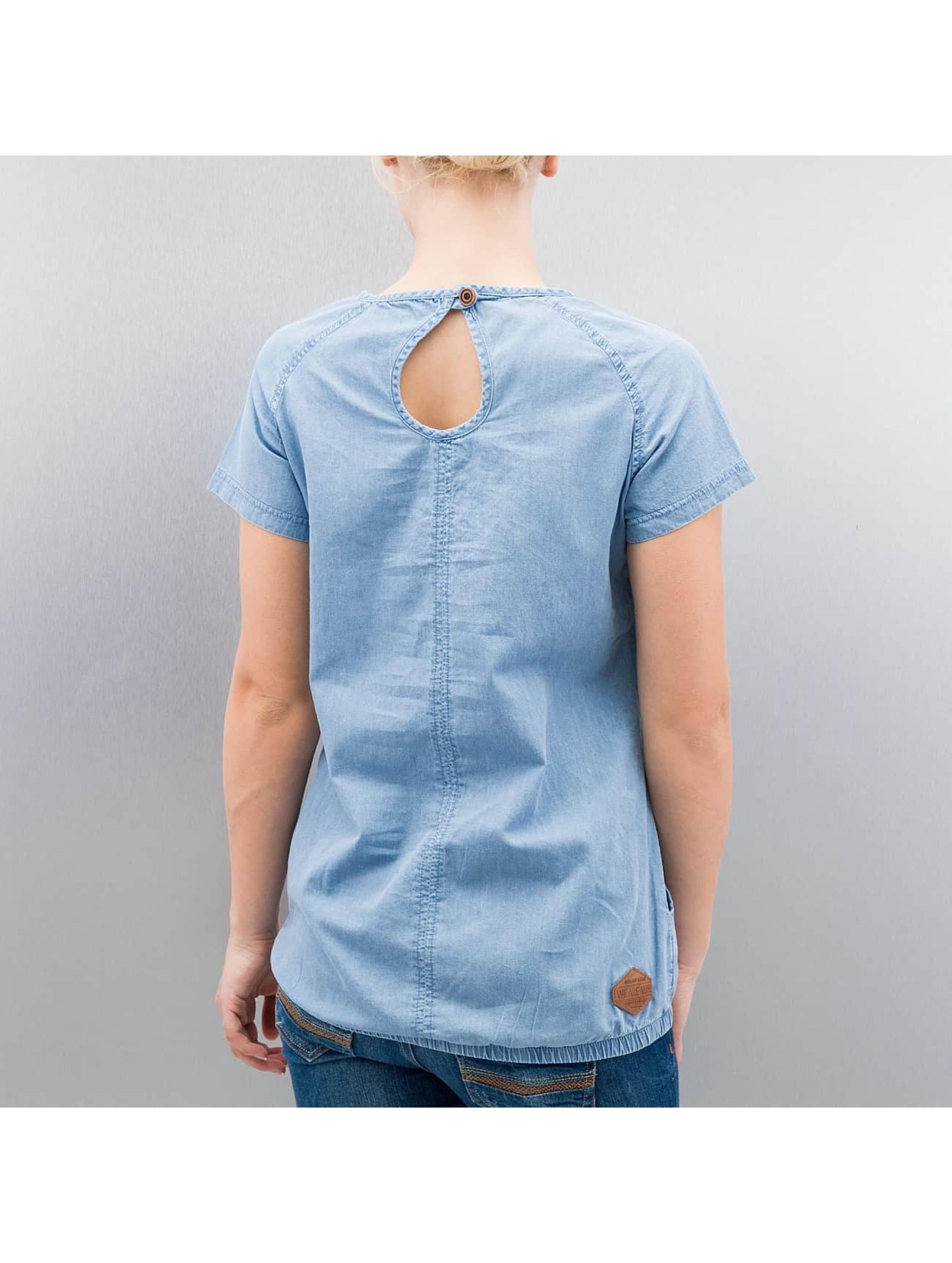 Alife & Kickin T-skjorter Summer blå