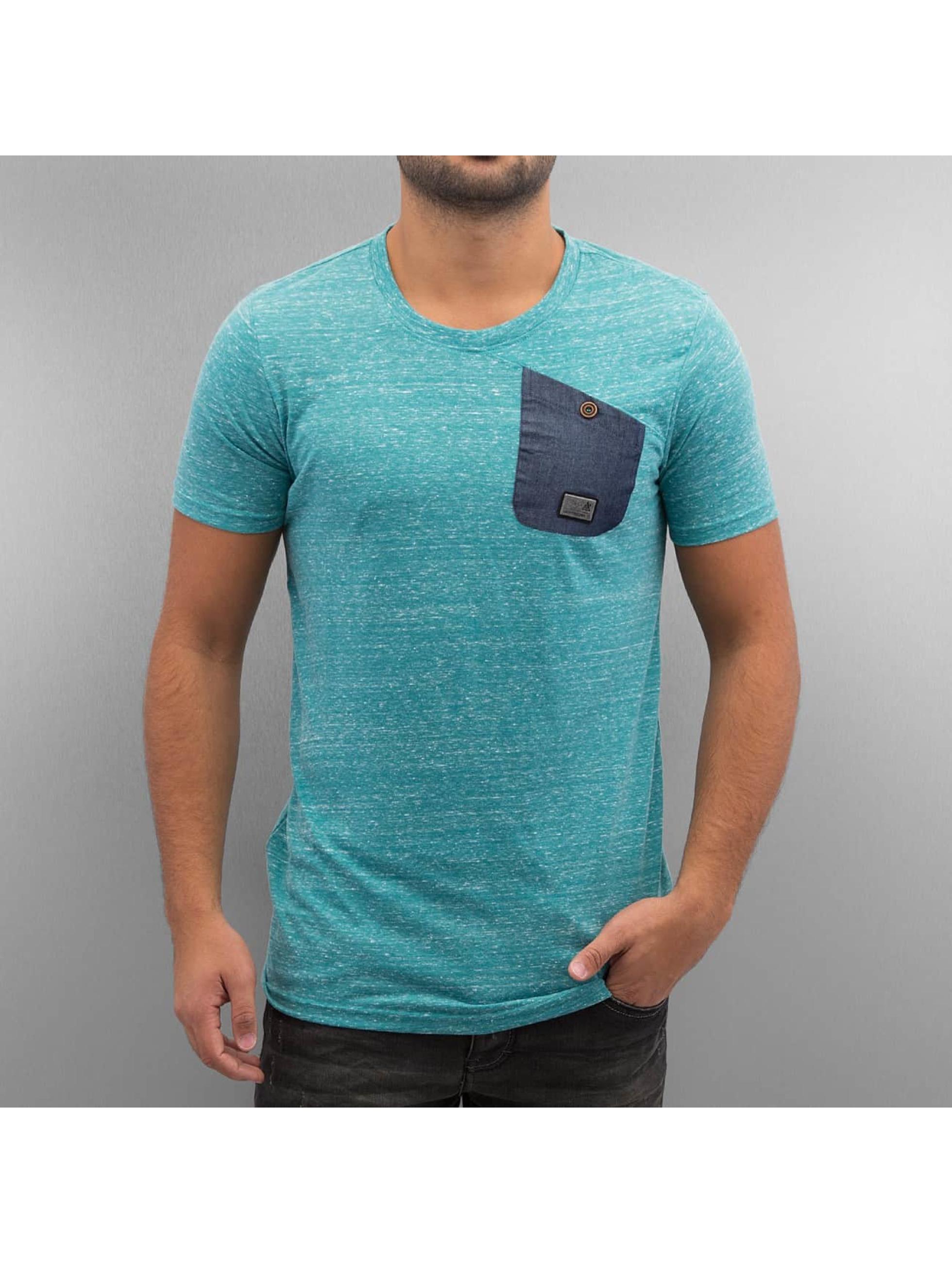 Alife & Kickin T-skjorter Vin A turkis