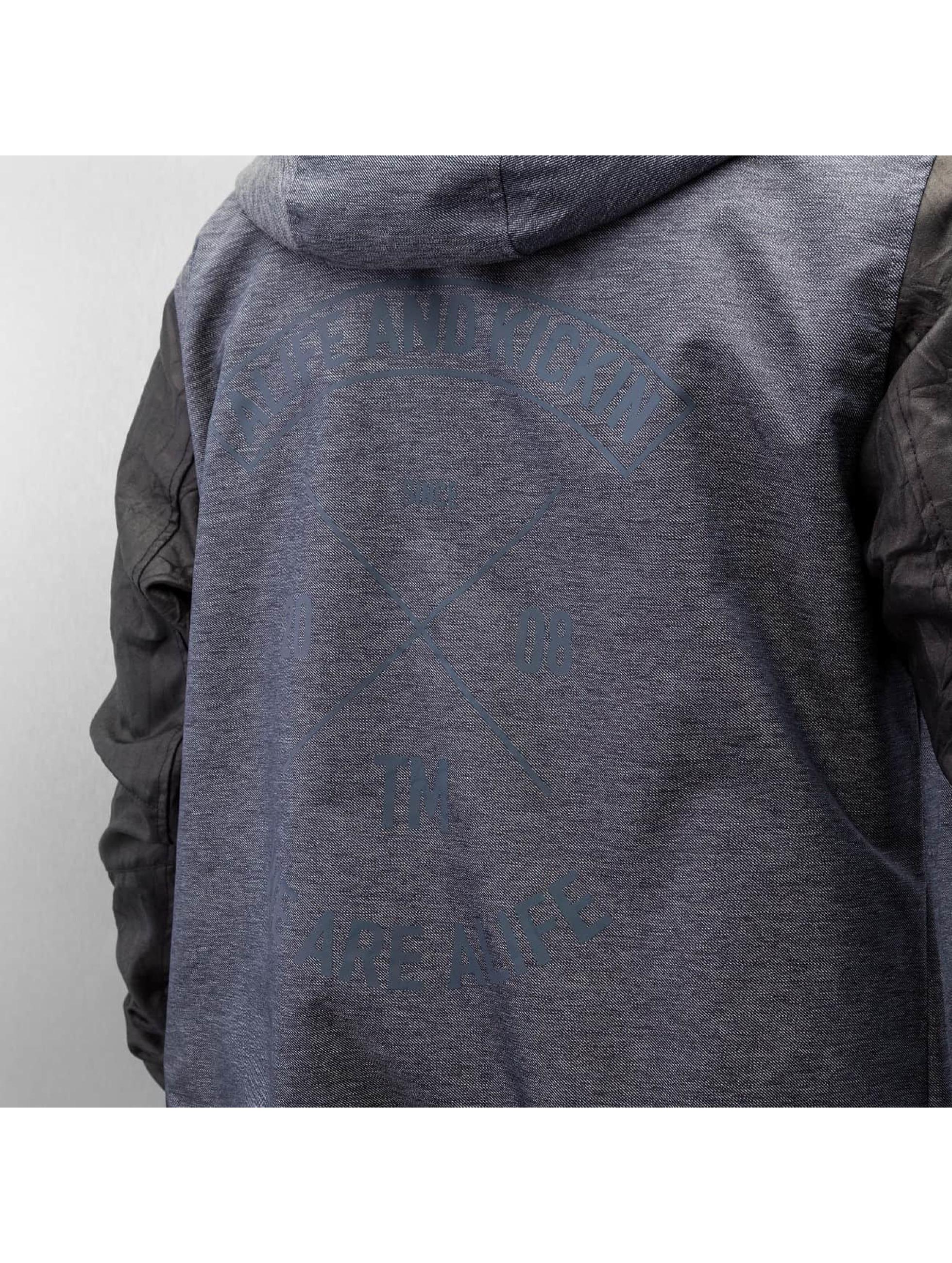 Alife & Kickin Transitional Jackets Don Esteban blå