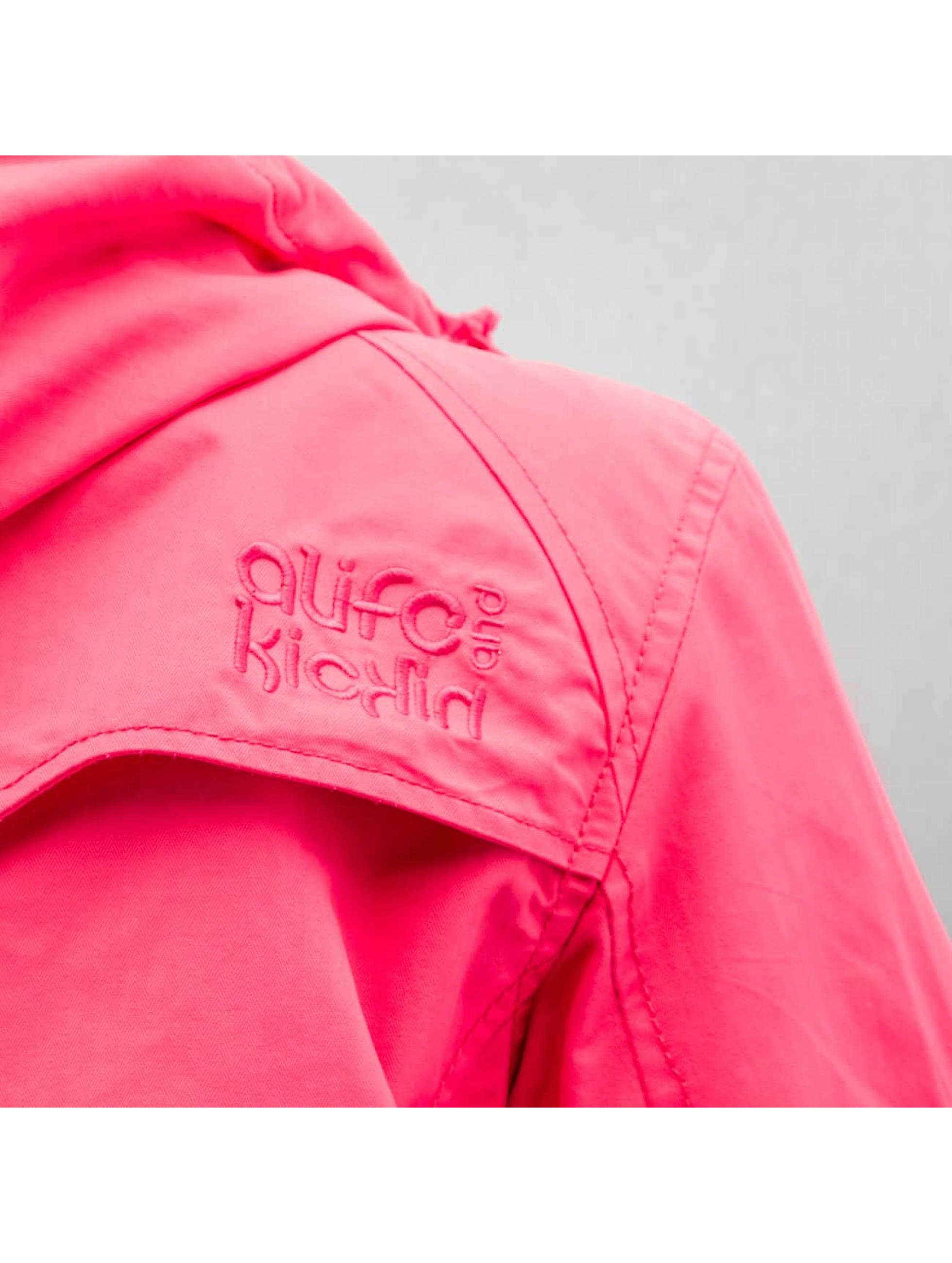 Alife & Kickin Välikausitakit Valery vaaleanpunainen