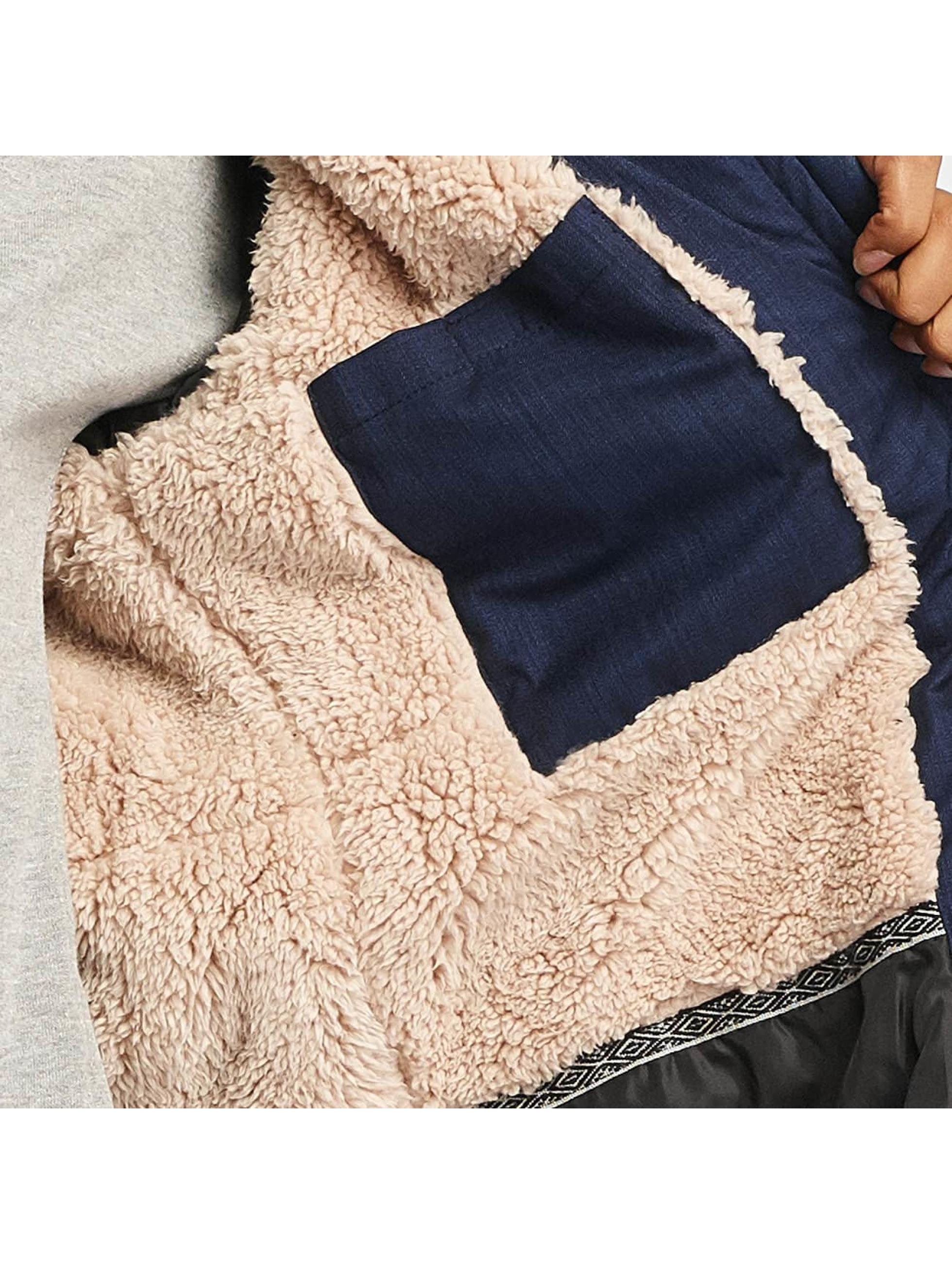 Alife & Kickin Winter Jacket Charlotte blue