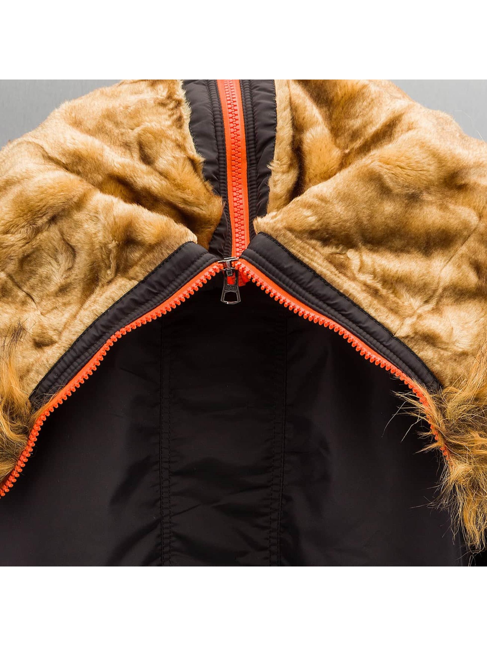 Alpha Industries Зимняя куртка PPS N2B черный