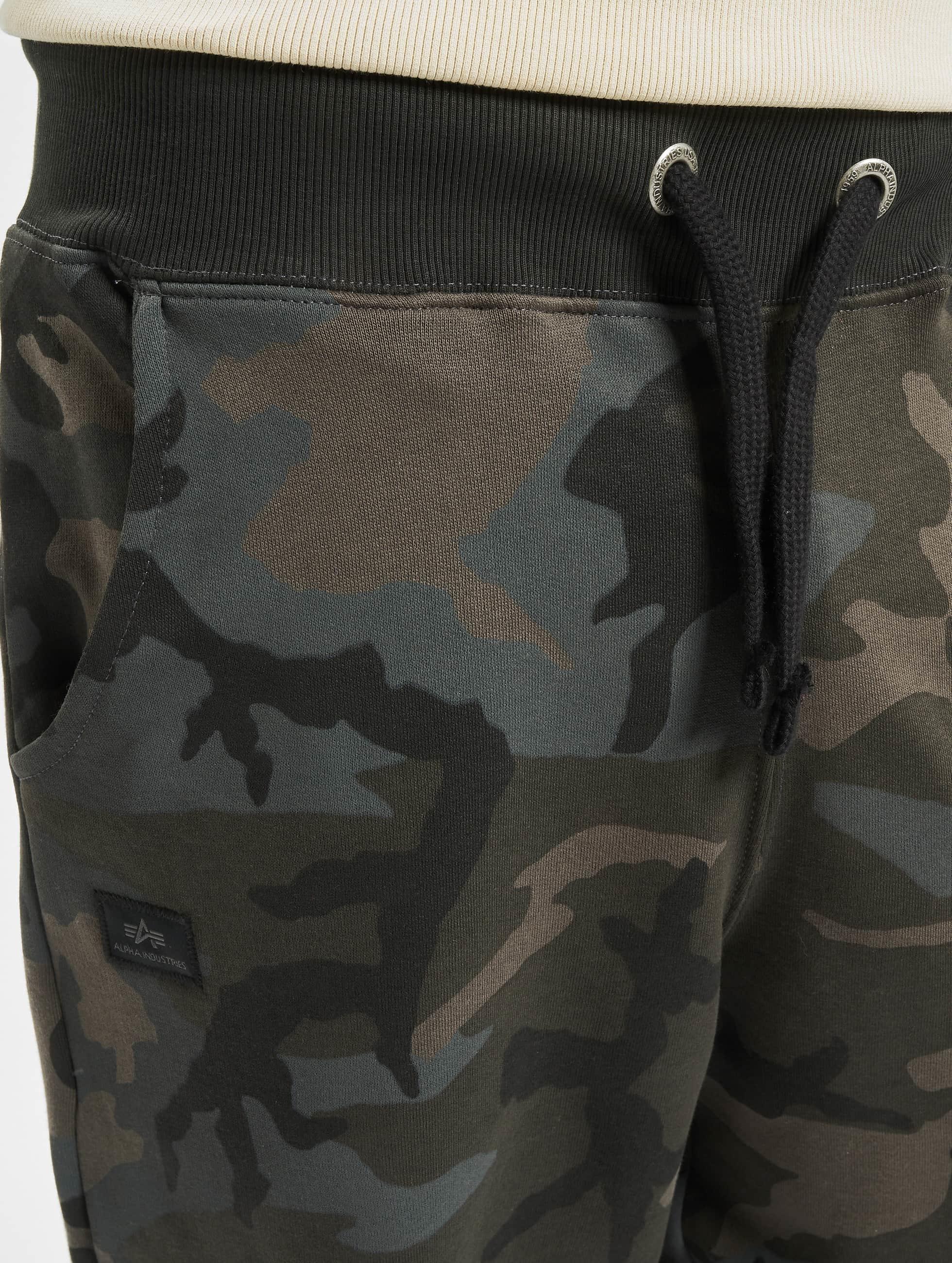 Alpha Industries Спортивные брюки X-Fit Cargo камуфляж