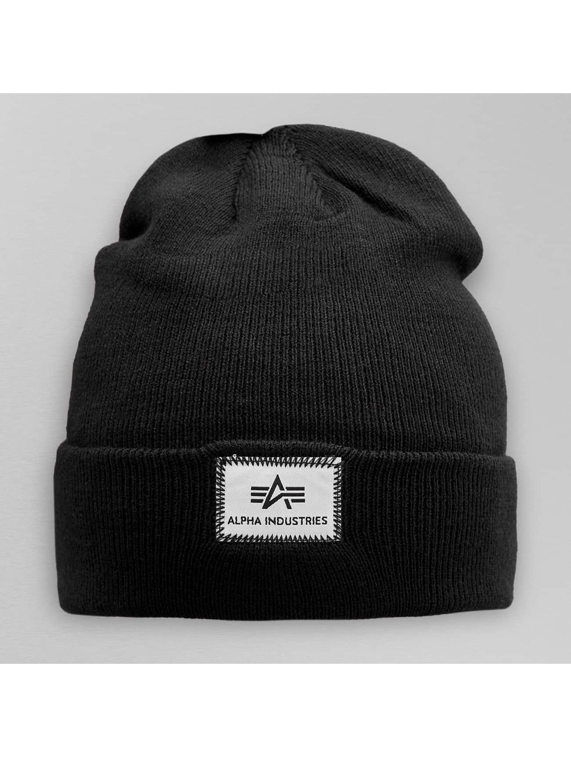Alpha Industries шляпа X-Fit черный