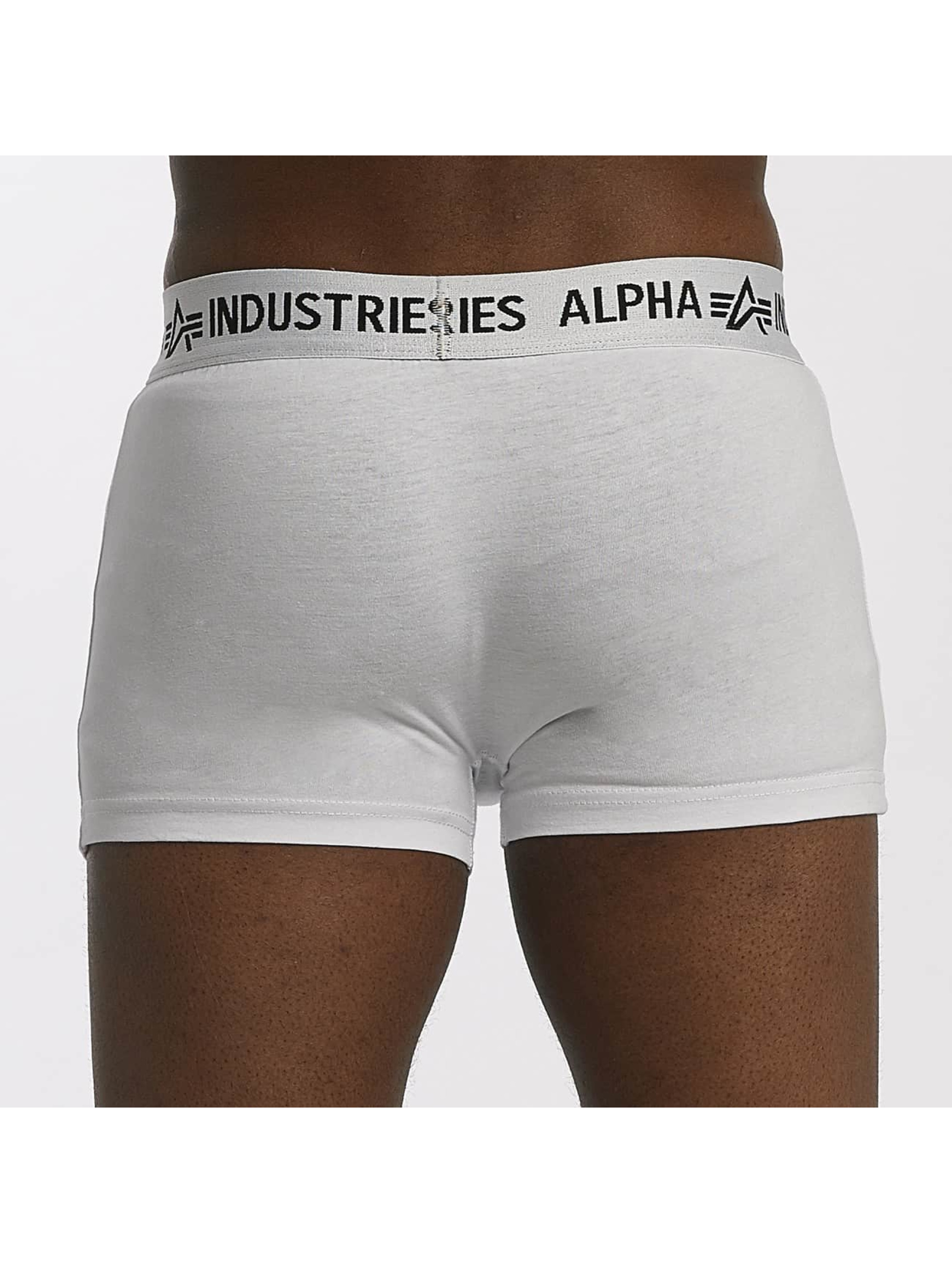Alpha Industries Boksershorts Trunk hvit