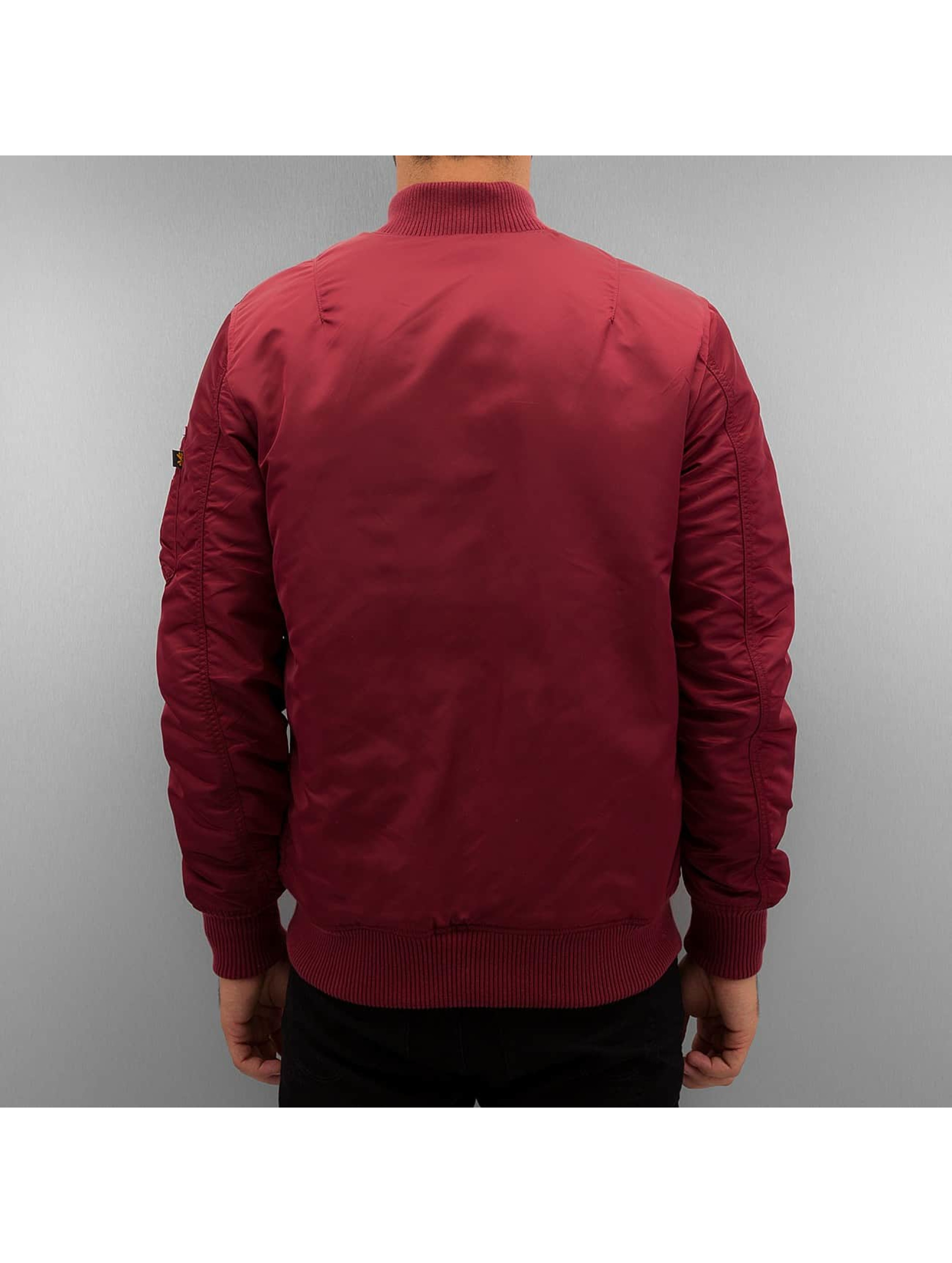 Alpha Industries Bomber MA-1 VF 59 rouge