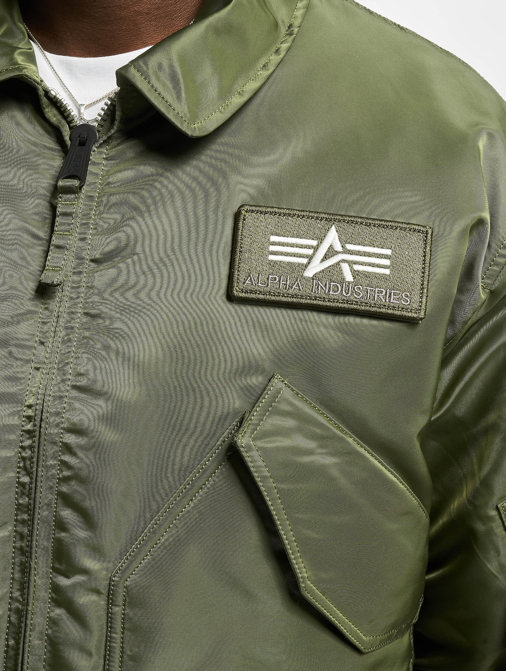 Alpha Industries Bomber CWU/45P Flight vert