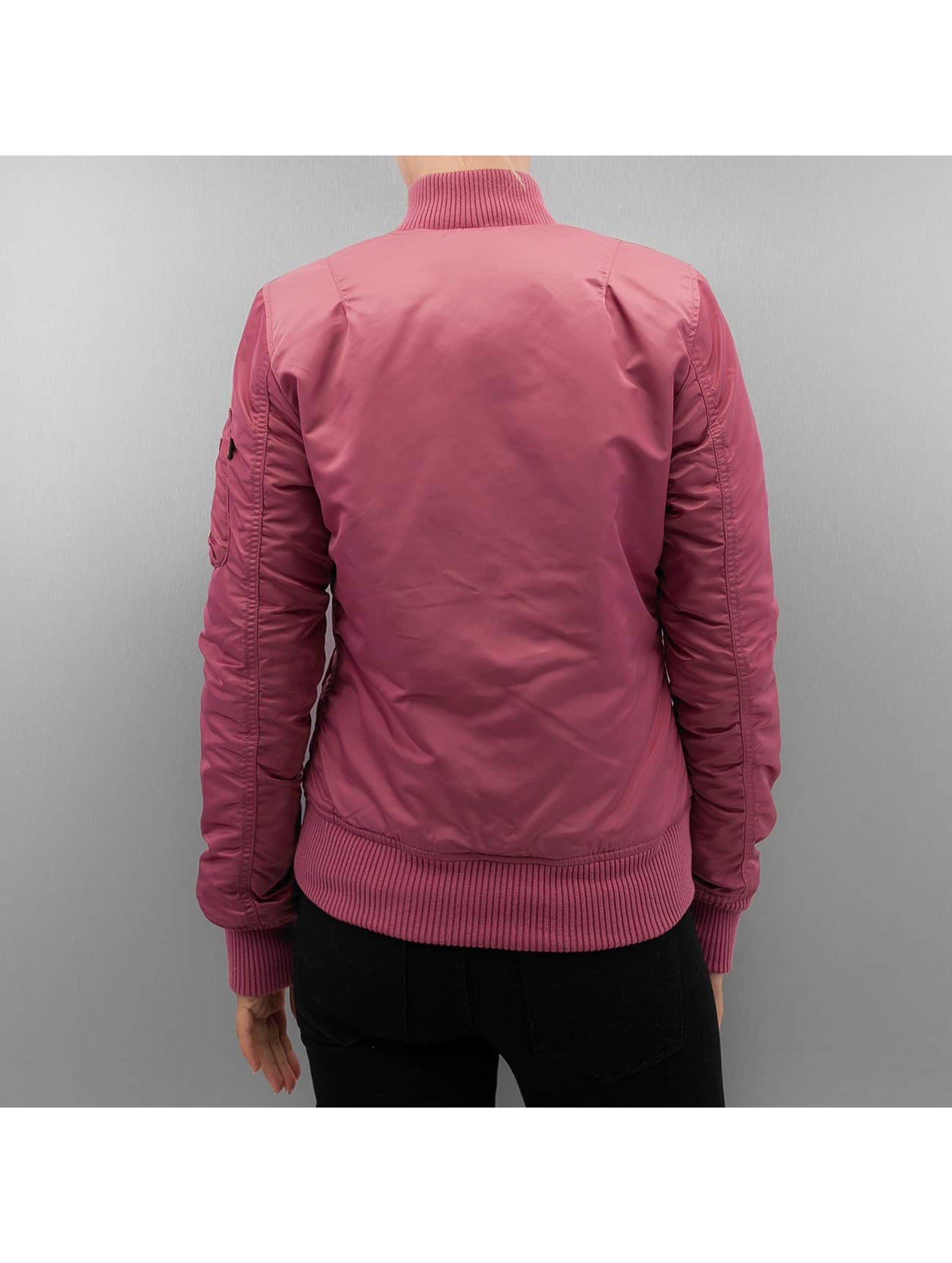 Alpha Industries Bomberjacke Ma 1 VF 59 pink
