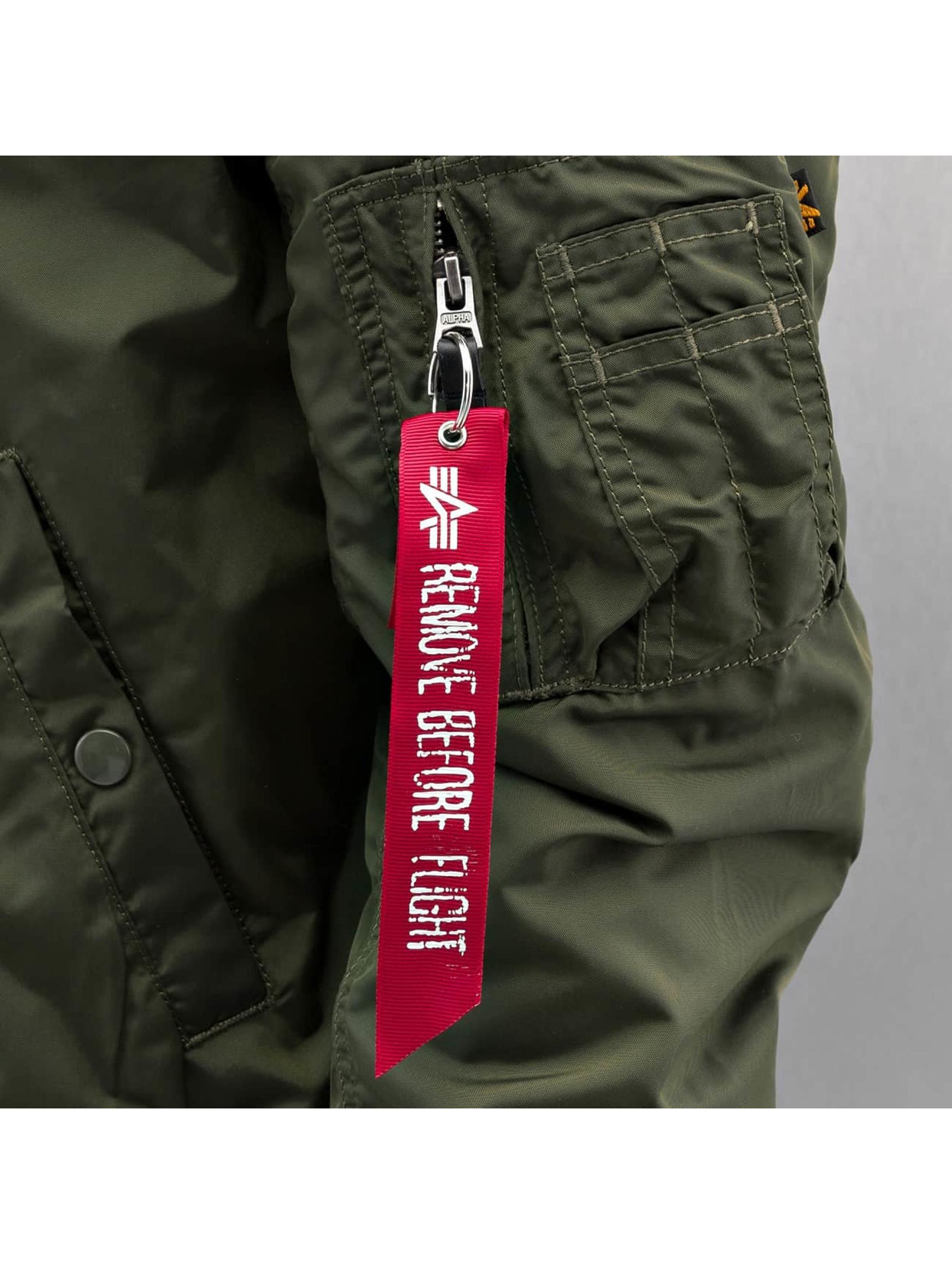 Alpha Industries Bomberová bunda MA-1 TT Tattoo zelená