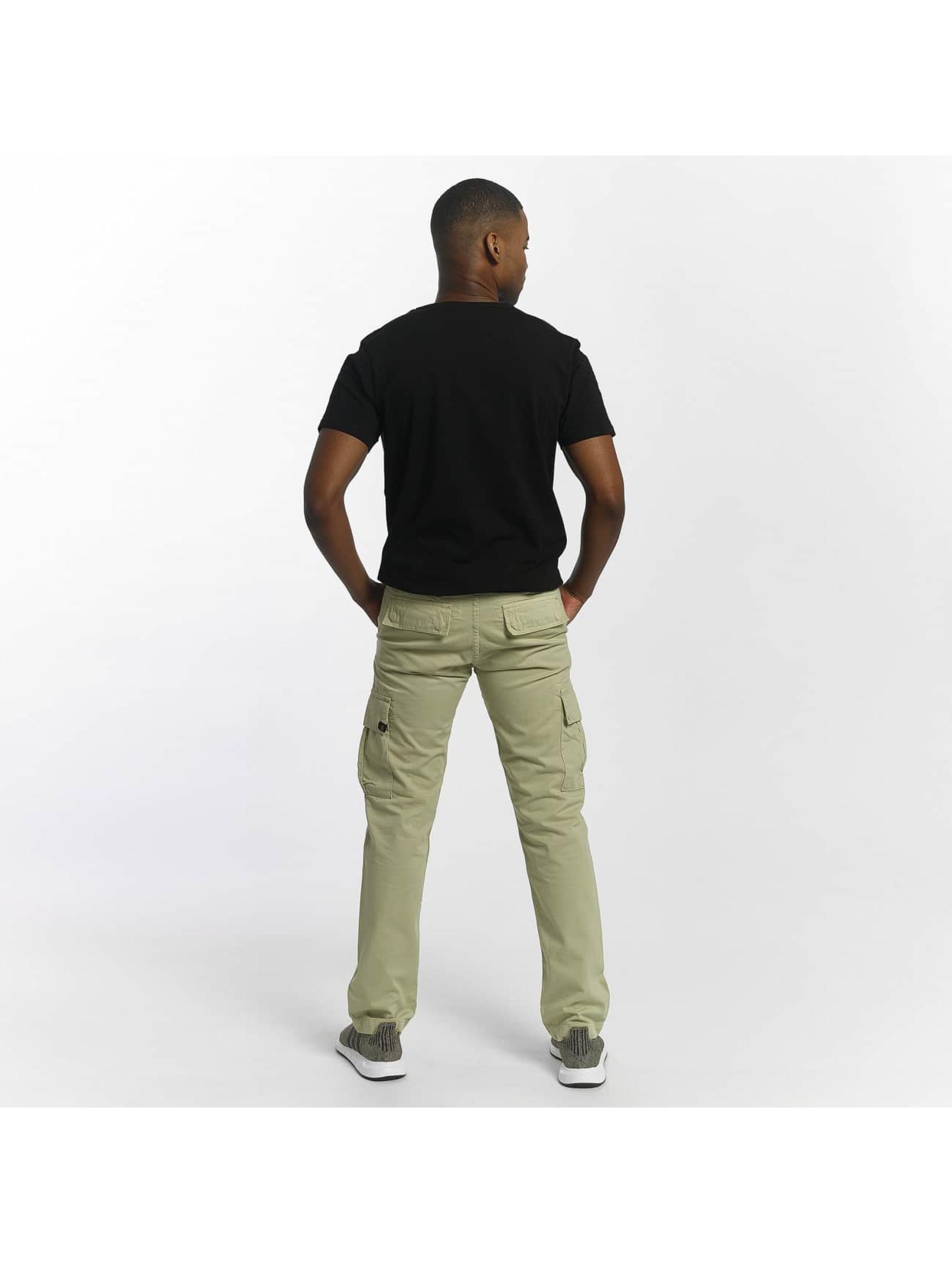 Alpha Industries Cargo pants Agent brown
