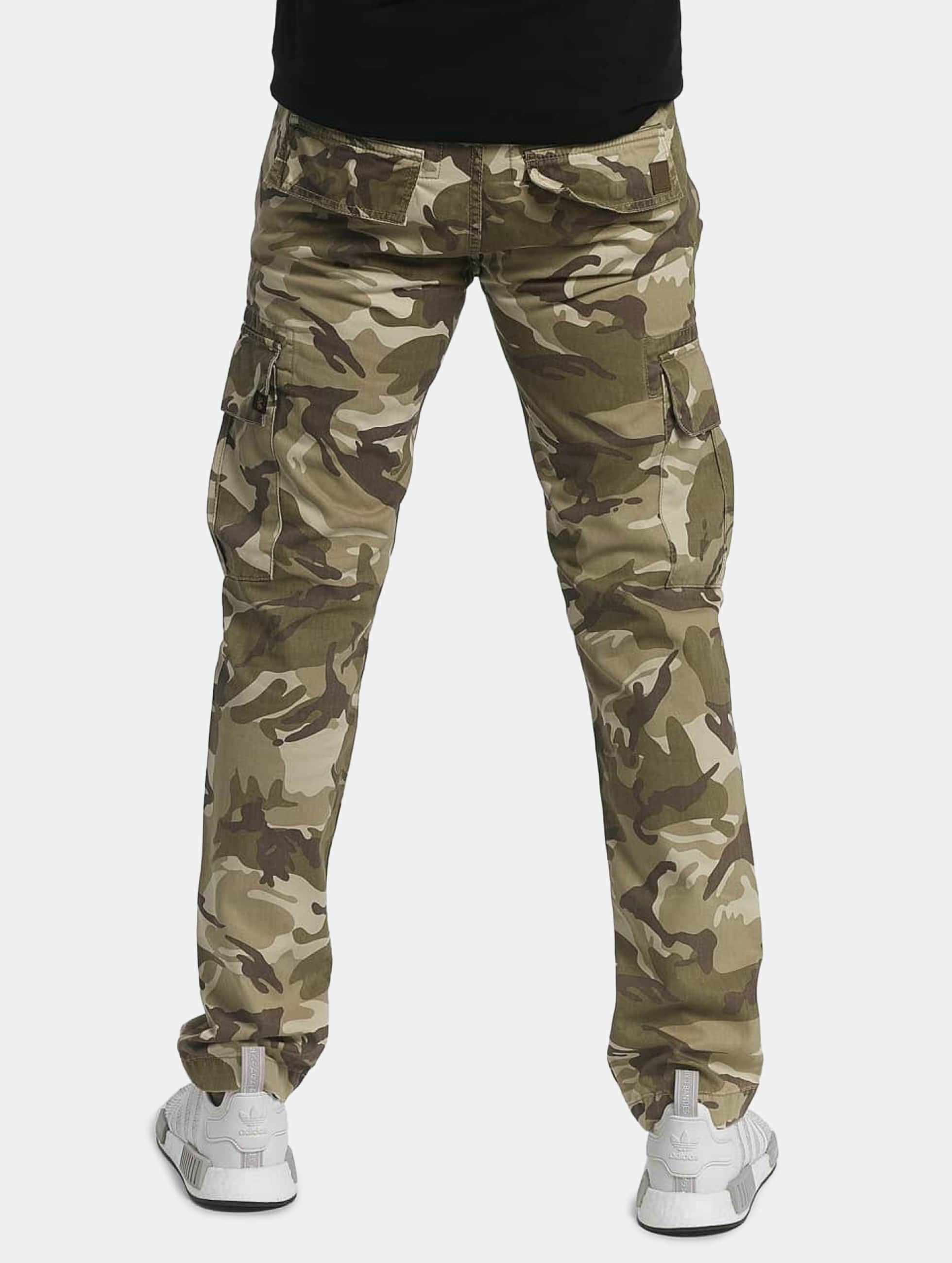 Alpha Industries Cargo pants Agent C camouflage