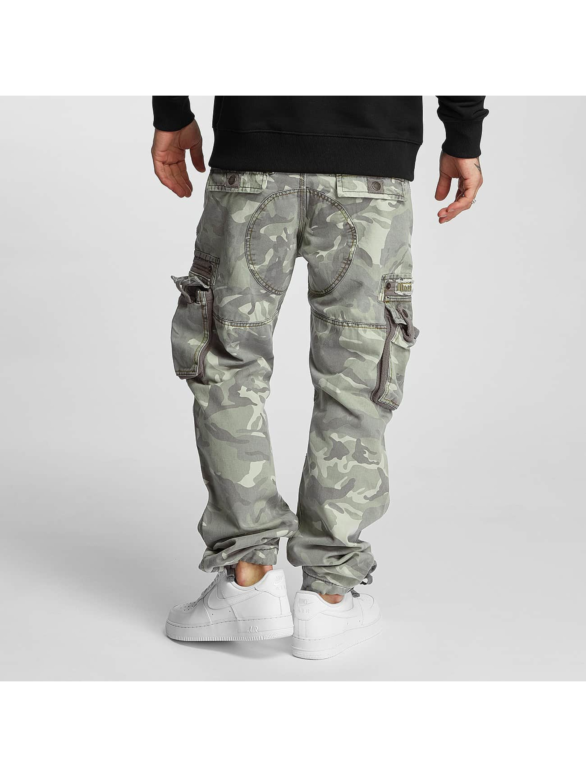 Alpha Industries Cargohose Tough C camouflage