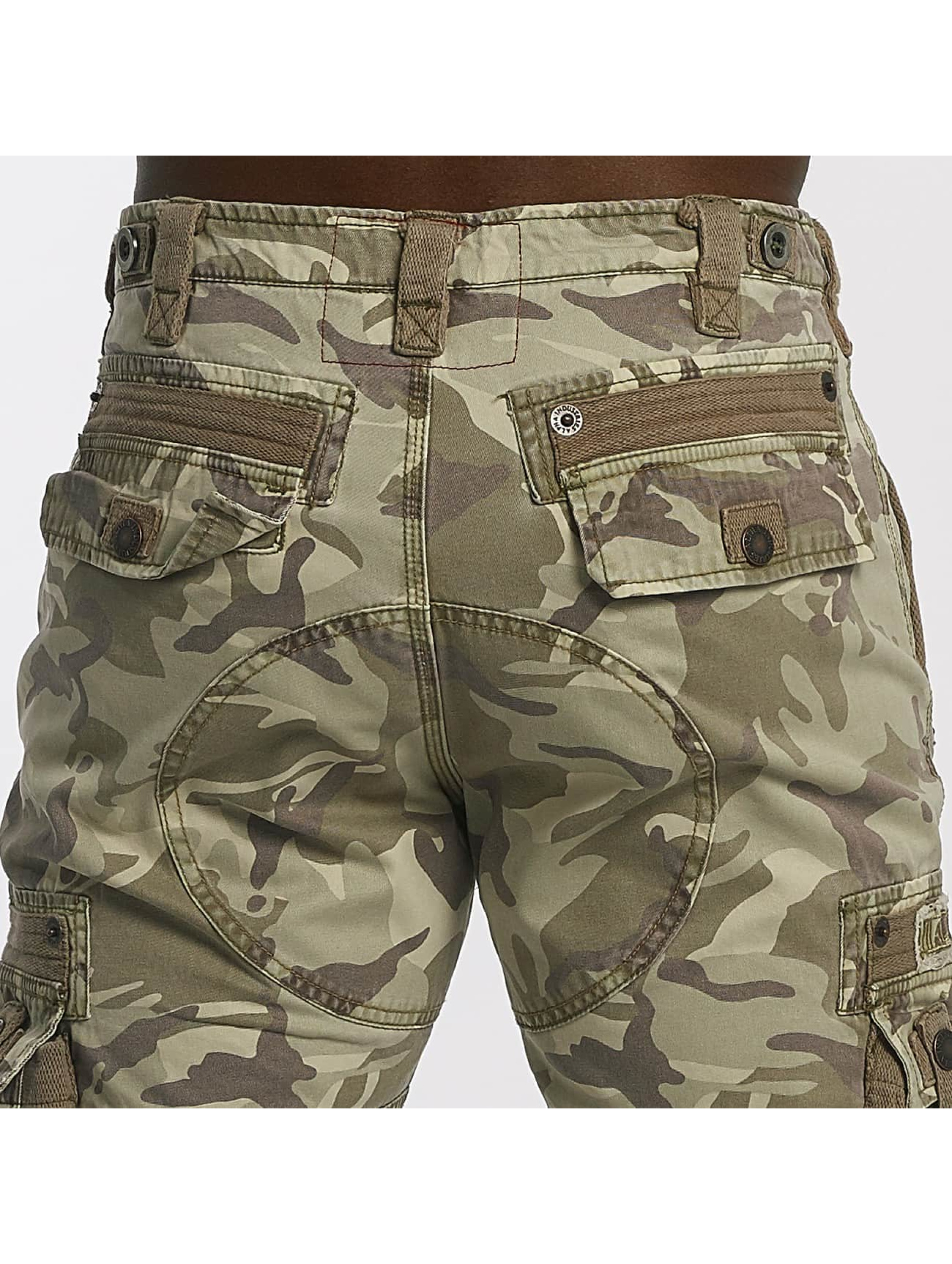 Alpha Industries Chino bukser Tough C kamuflasje