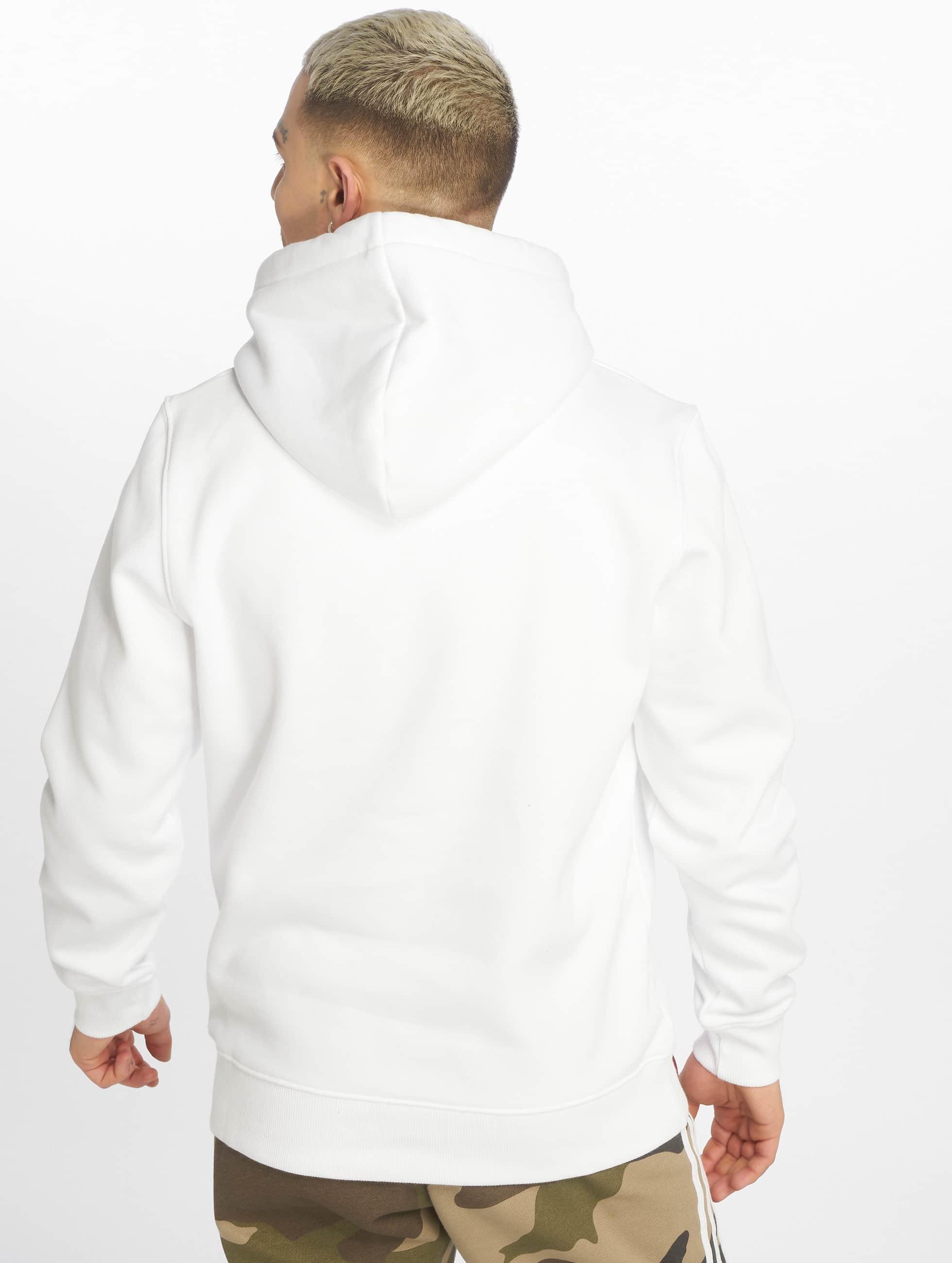 Alpha Industries Hoodies Basic bílý