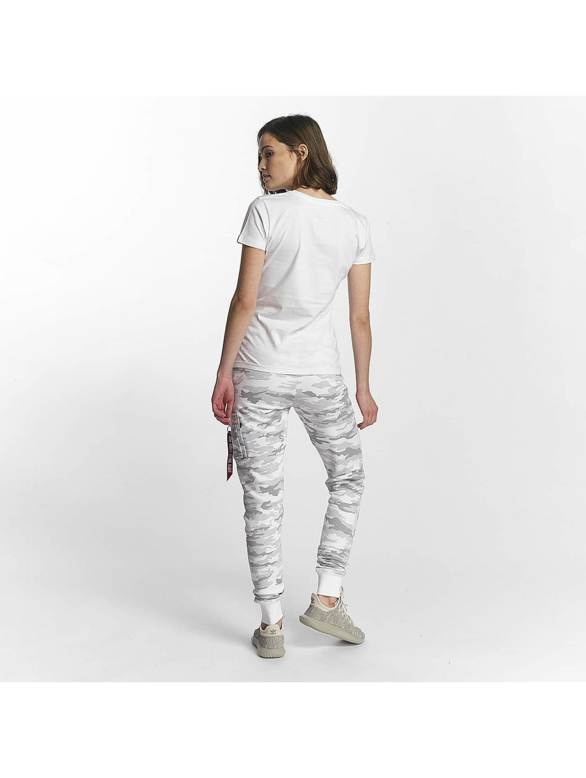 Alpha Industries Jogging X-Fit blanc
