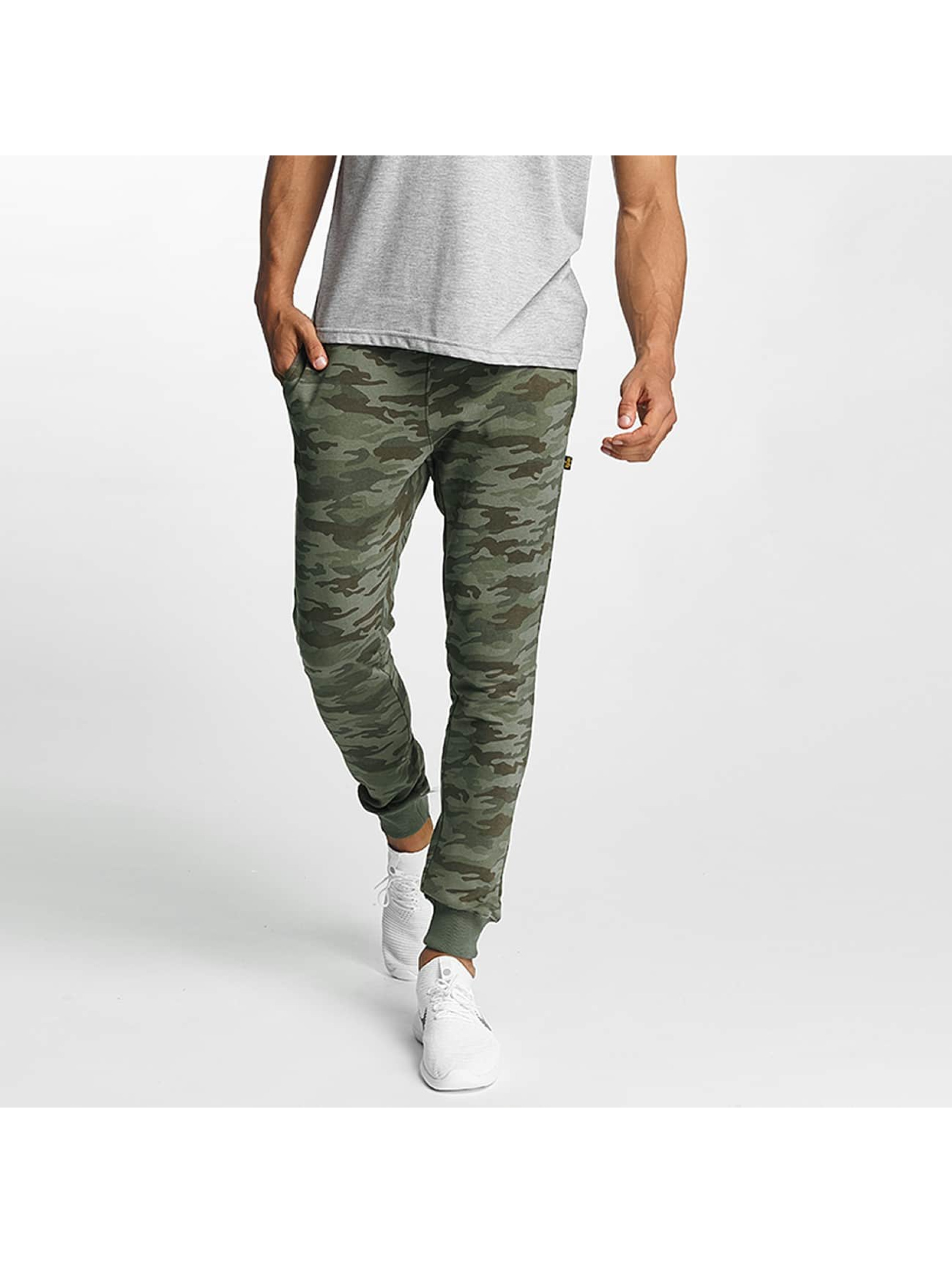 Alpha Industries joggingbroek X-Fit Loose camouflage