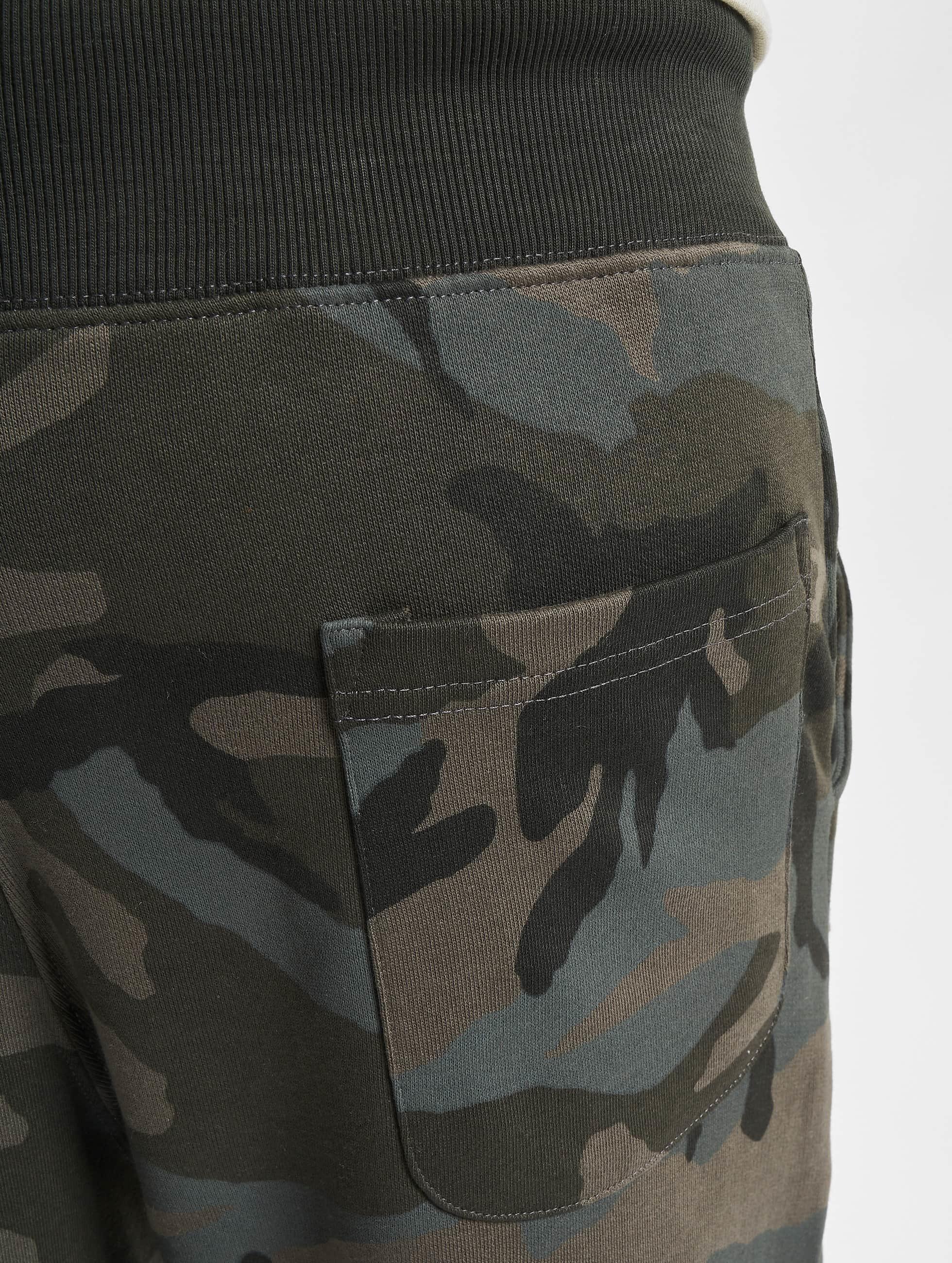 Alpha Industries joggingbroek X-Fit Cargo camouflage