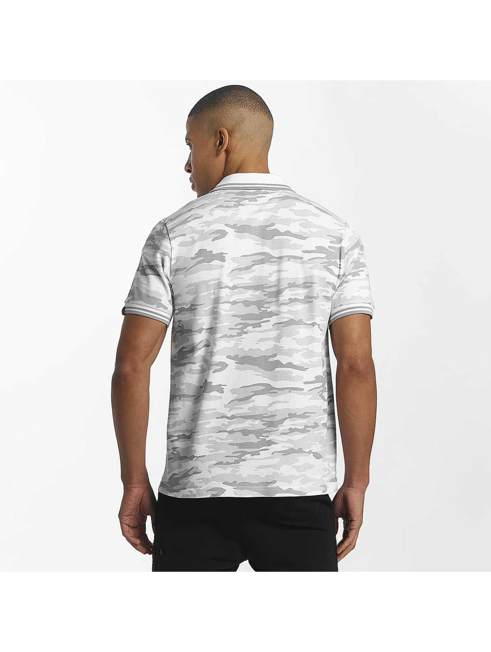 Alpha Industries Koszulki Polo Twin Stripe Camo moro