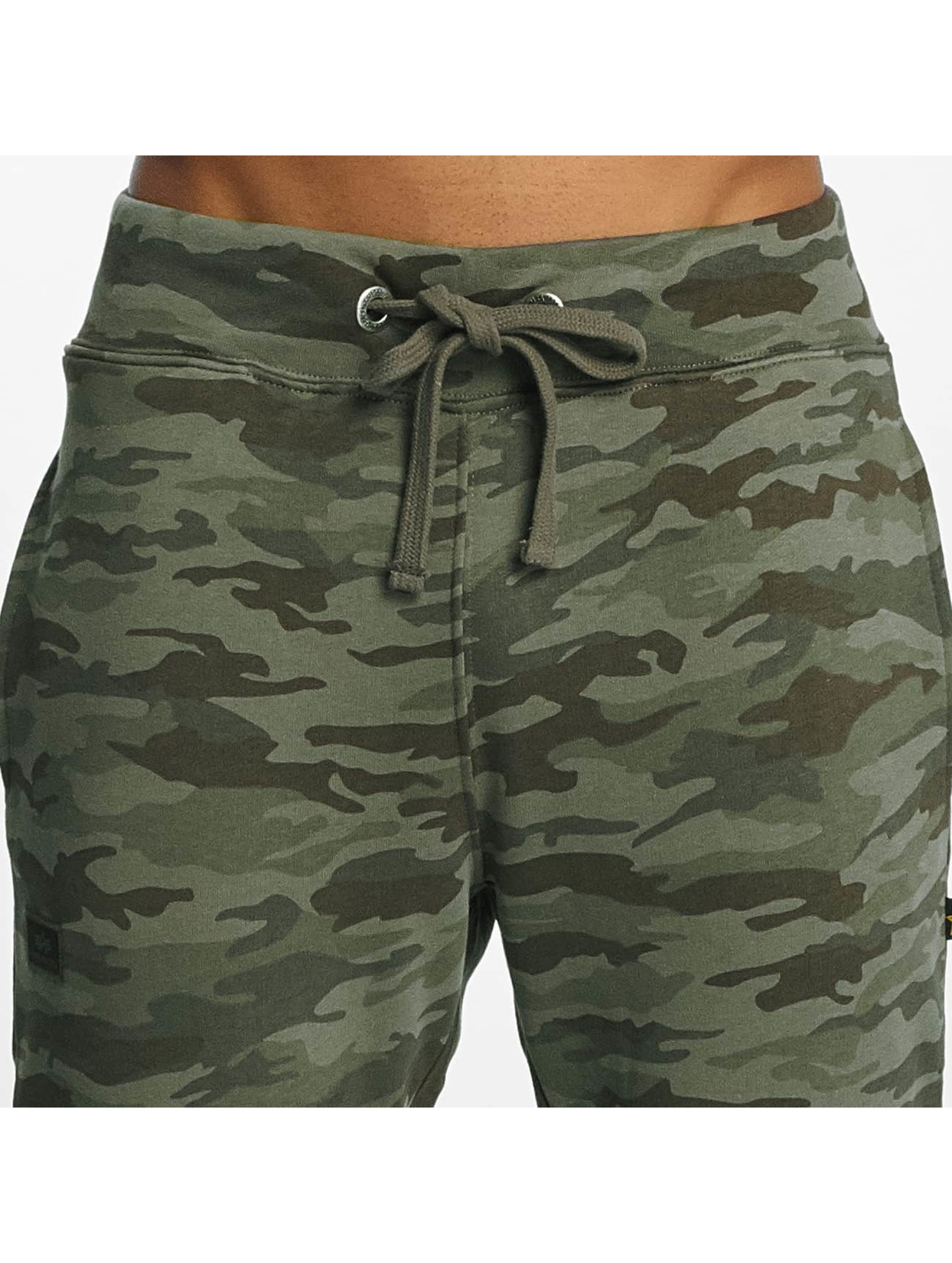 Alpha Industries Pantalón deportivo X-Fit Loose camuflaje