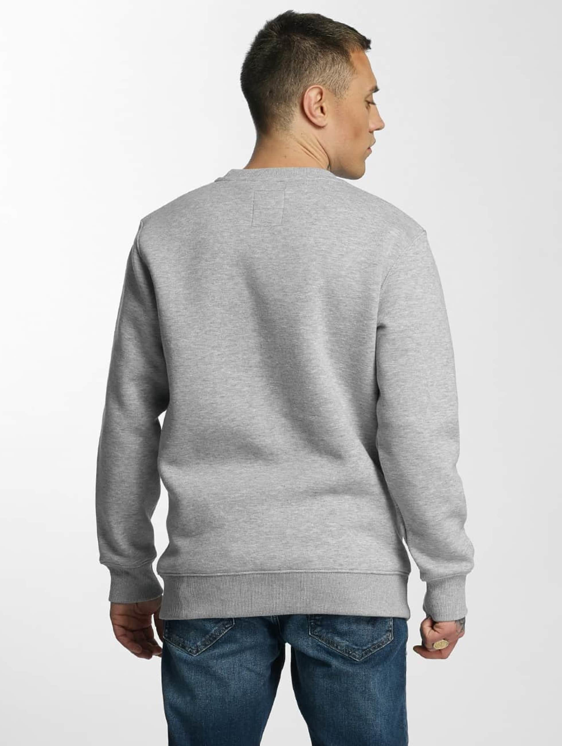 Alpha Industries Pullover Basic grau