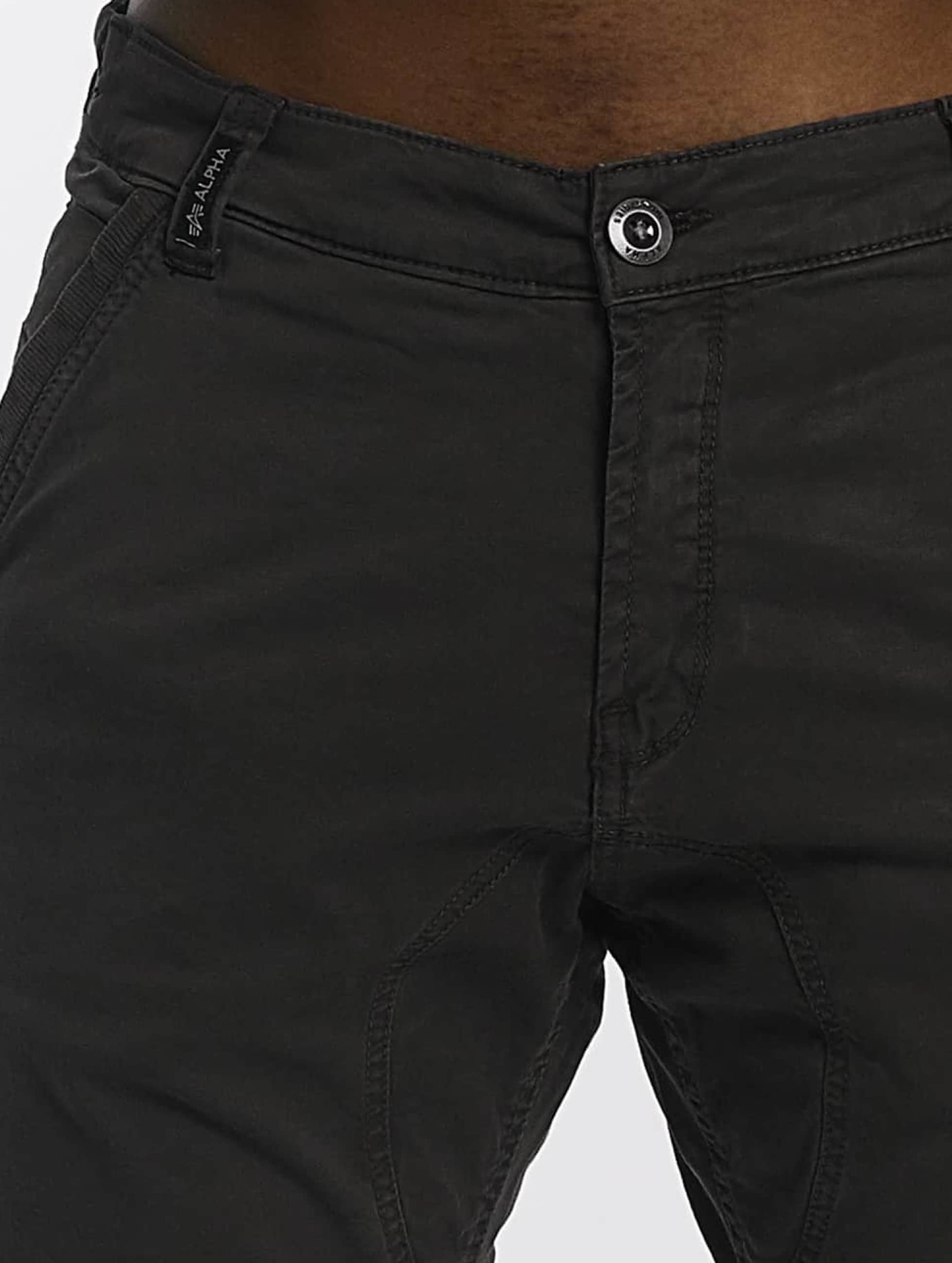Alpha Industries Short Kerosene gris