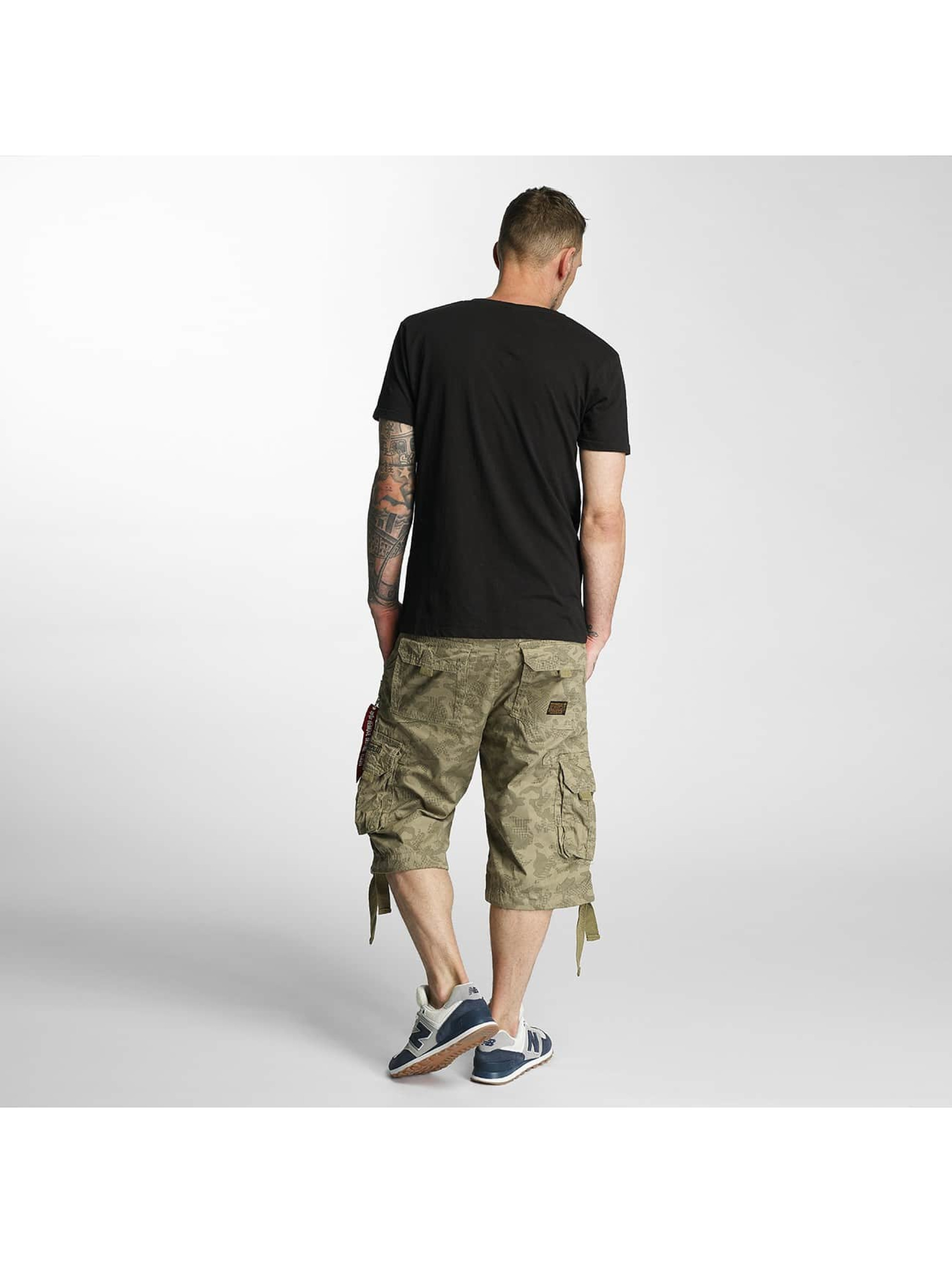 Alpha Industries Shorts Jet oliva